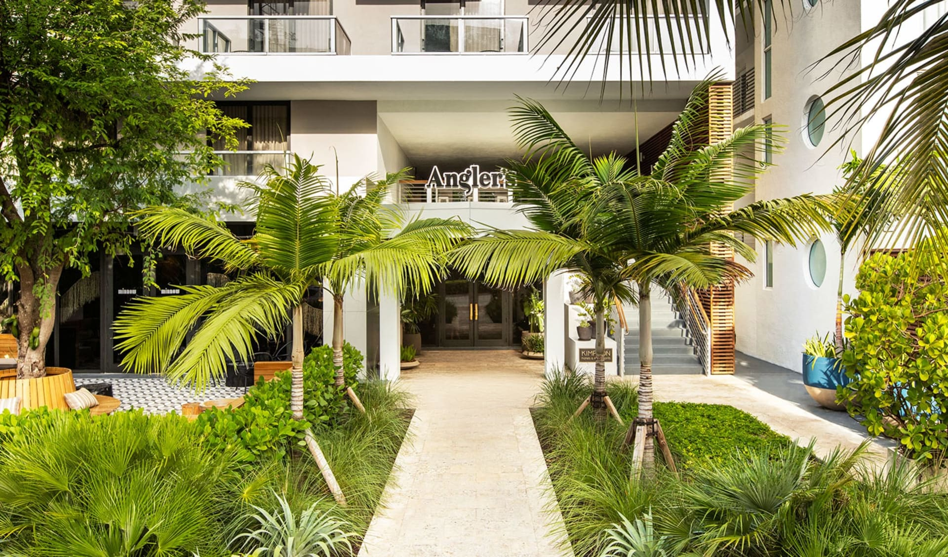 Kimpton Angler's Hotel South Beach in Miami Beach:  The Anglers - Aussenansicht
