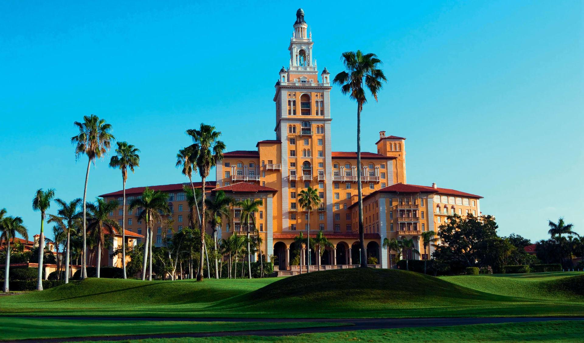 The Biltmore in Miami: The Biltmore - Aussenansicht