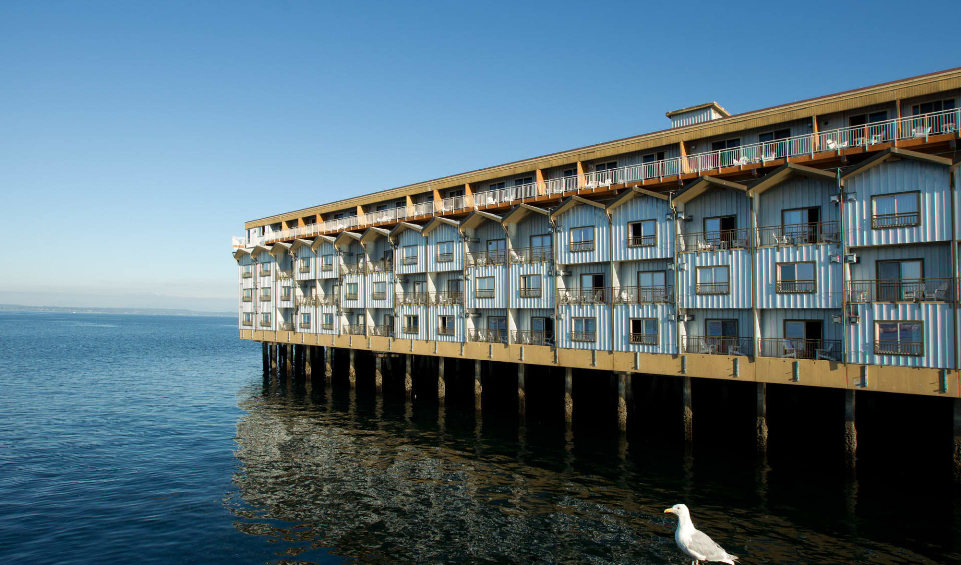 The Edgewater in Seattle: Exterior_The Edgewater SEA_Aussenansicht_Tourmappers