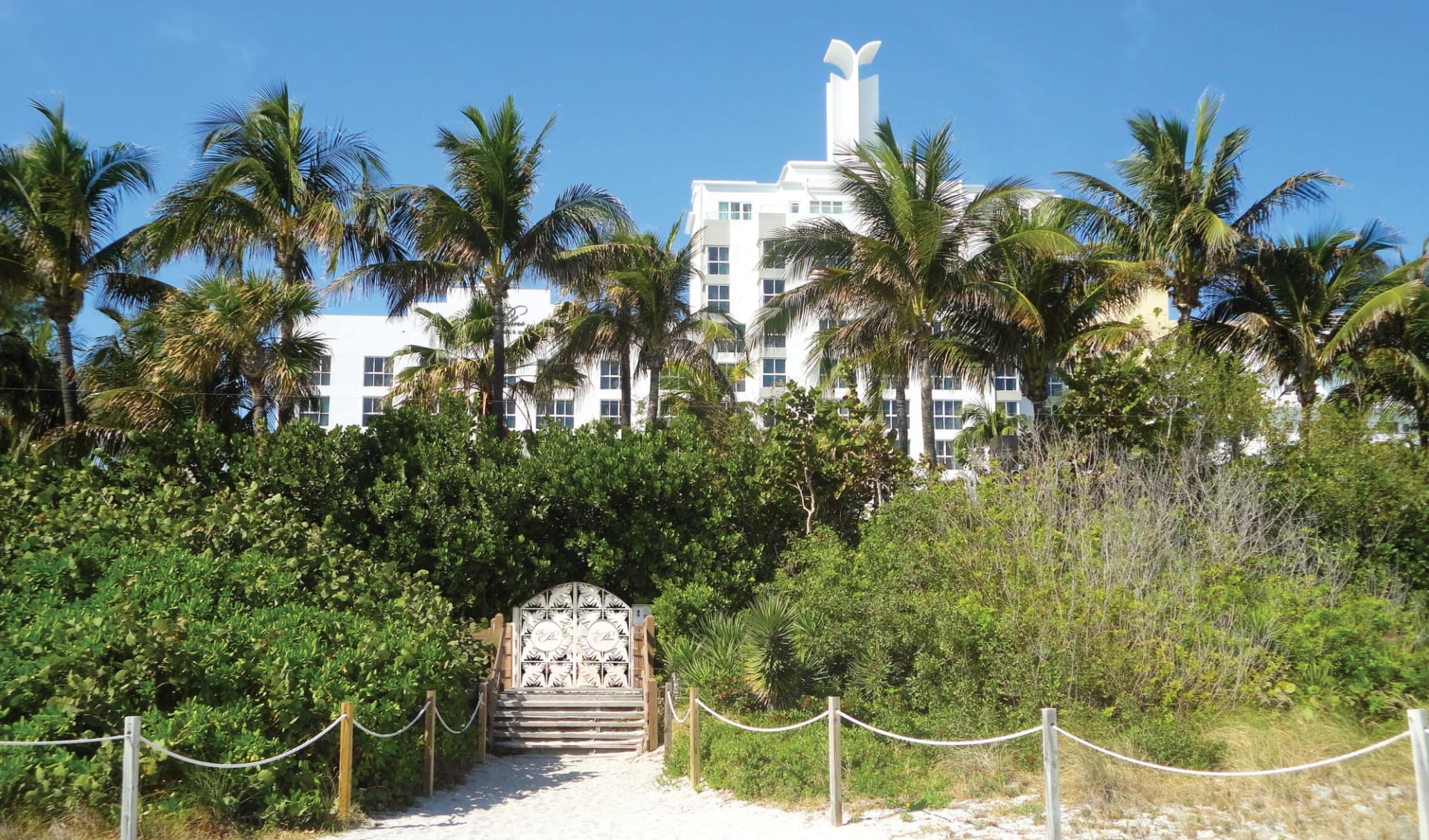The Palms in Miami Beach:  The Palms - Aussenansicht