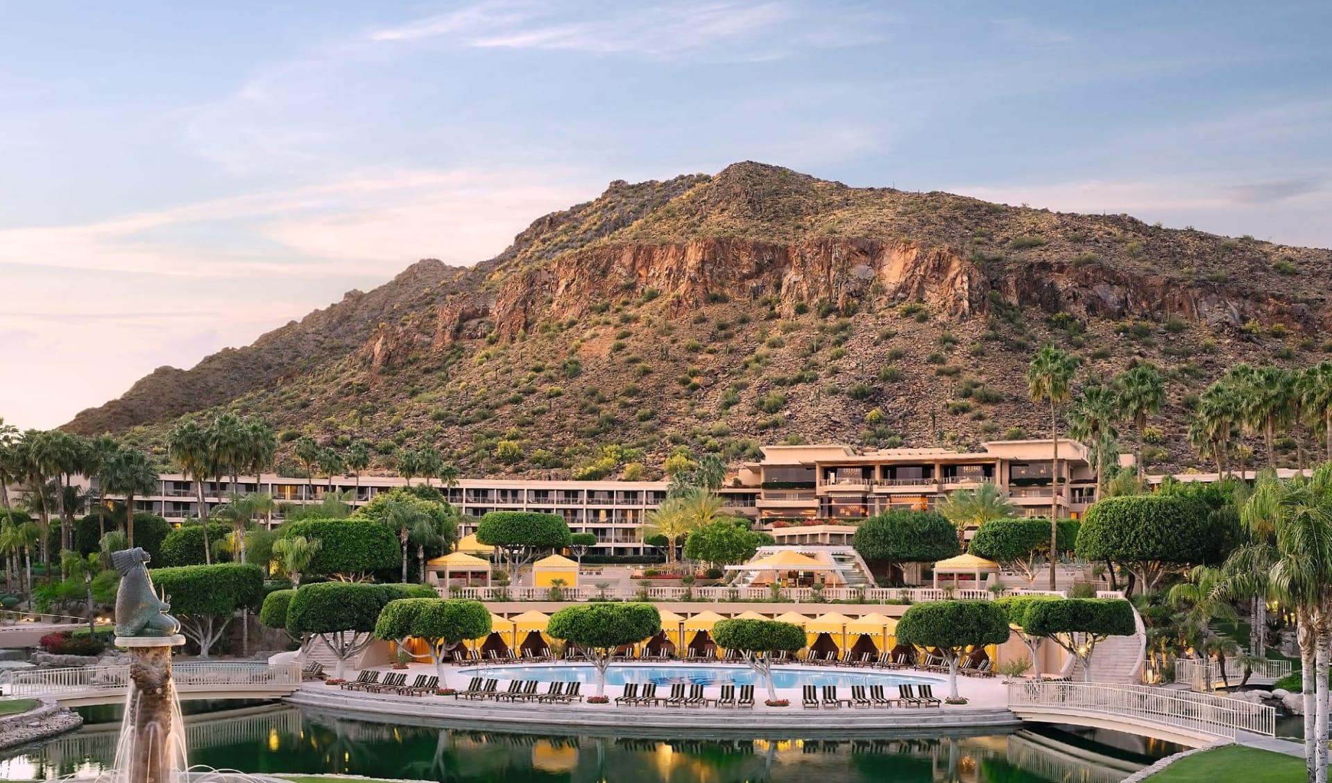 The Phoenician in Scottsdale: The Phoenician - Aussenansicht