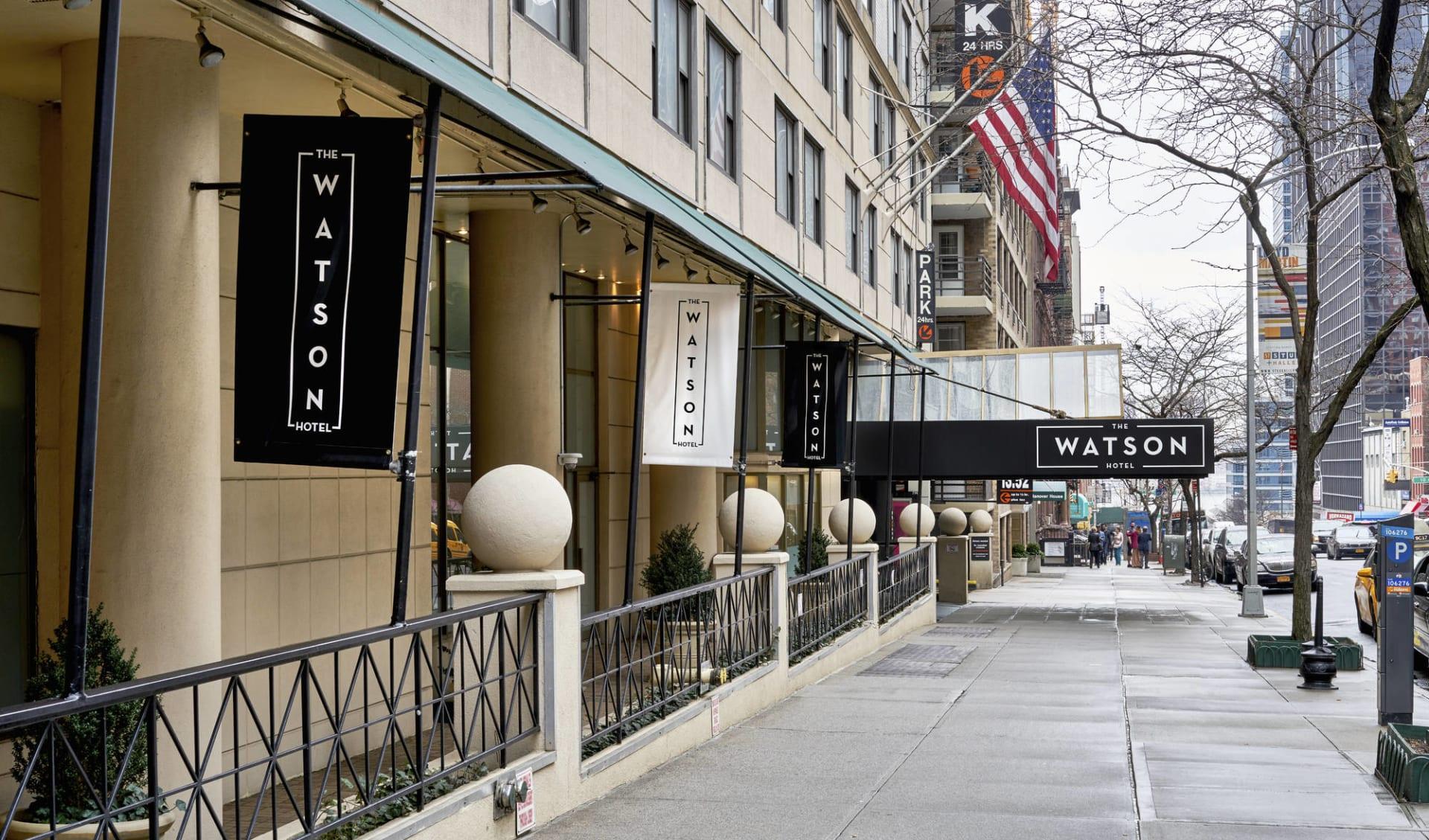 The Watson Hotel in New York - Manhattan: The Watson - Aussenansicht