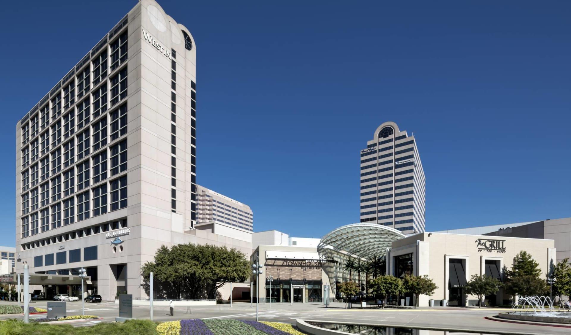 The Westin Galleria in Dallas:  The Westin Galleria - Aussenansicht