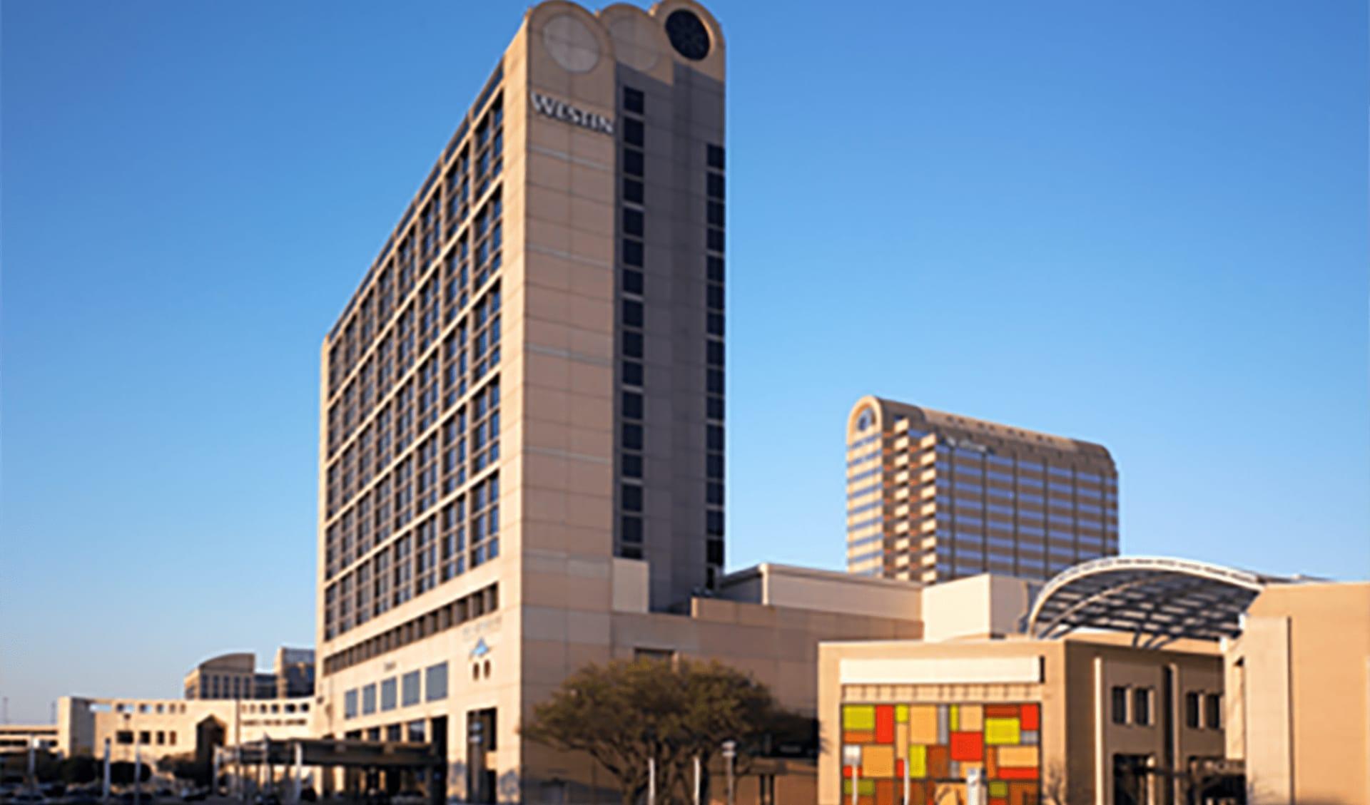 The Westin Galleria in Dallas:  The Westin Galleria - Hotelgebäude