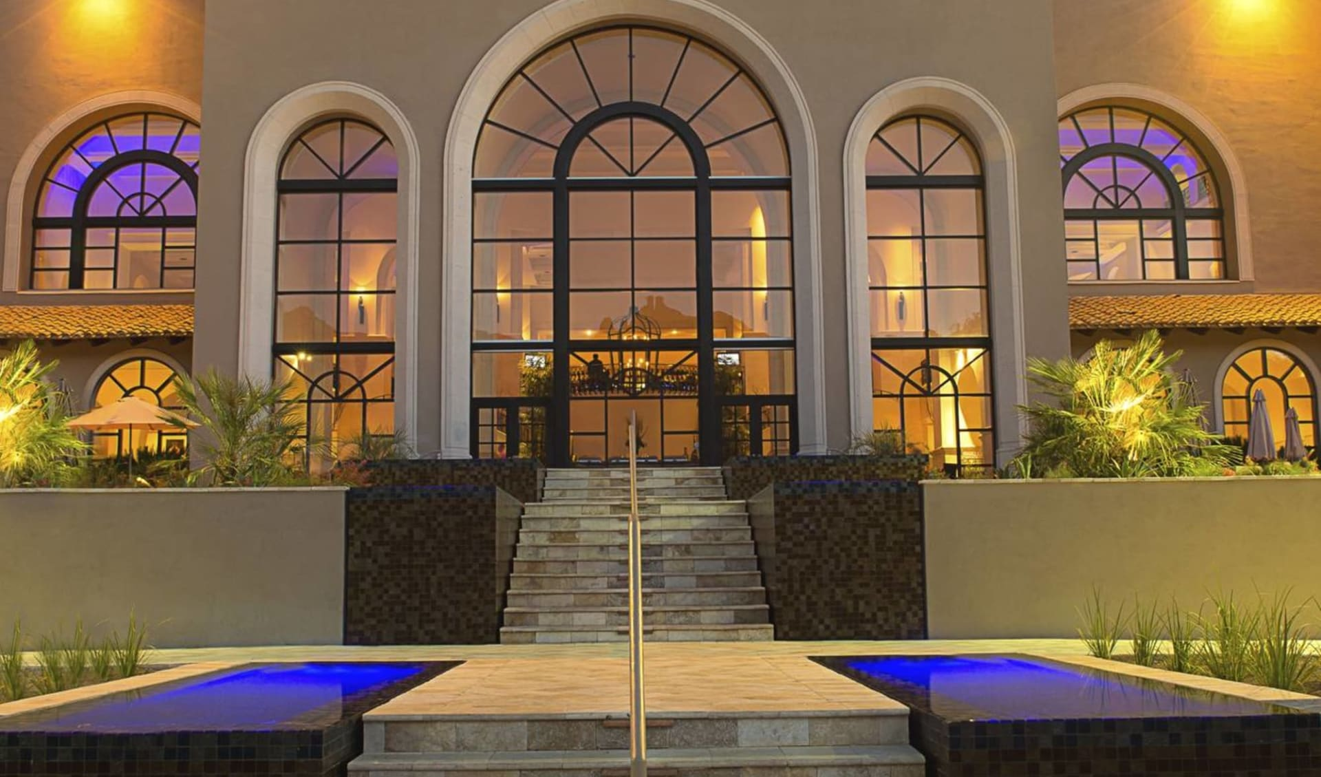 The Westin La Paloma Resort & Spa in Tucson:  The Westin La Paloma Resort & Spa - Azul Patio