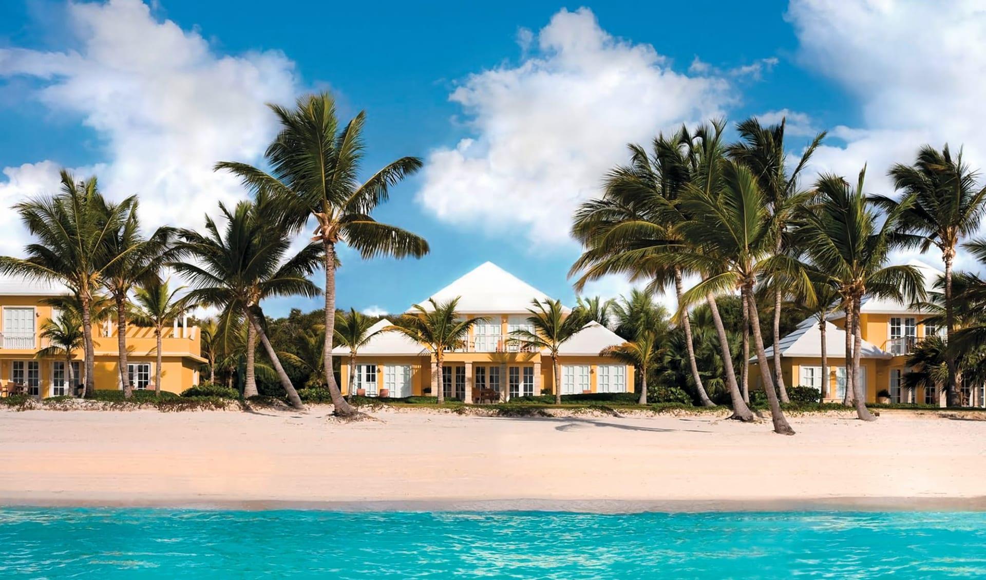 Tortuga Bay Hotel in Punta Cana: Tortuga Bay Hotel - Strand Cabanas