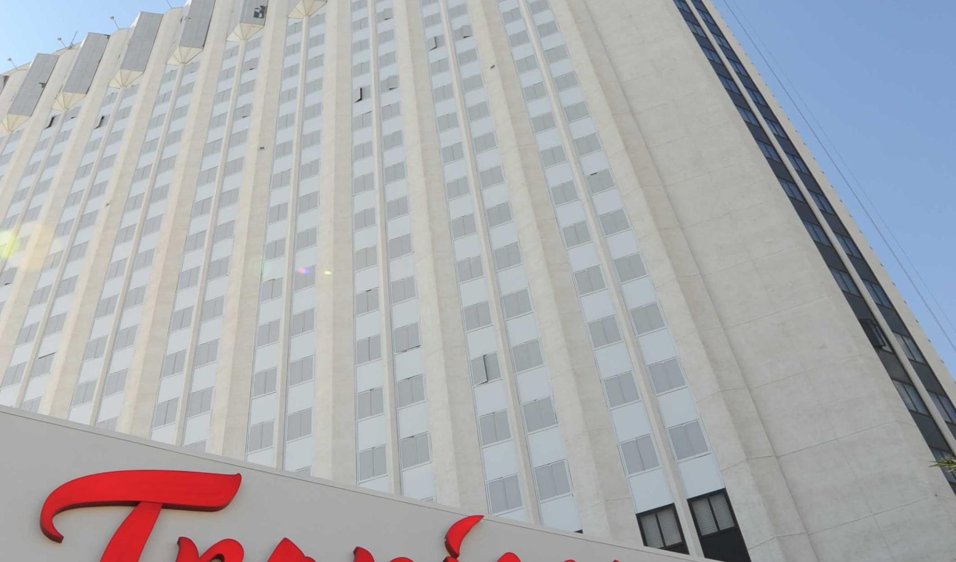 Tropicana Las Vegas:  Tropicana - Aussenansicht