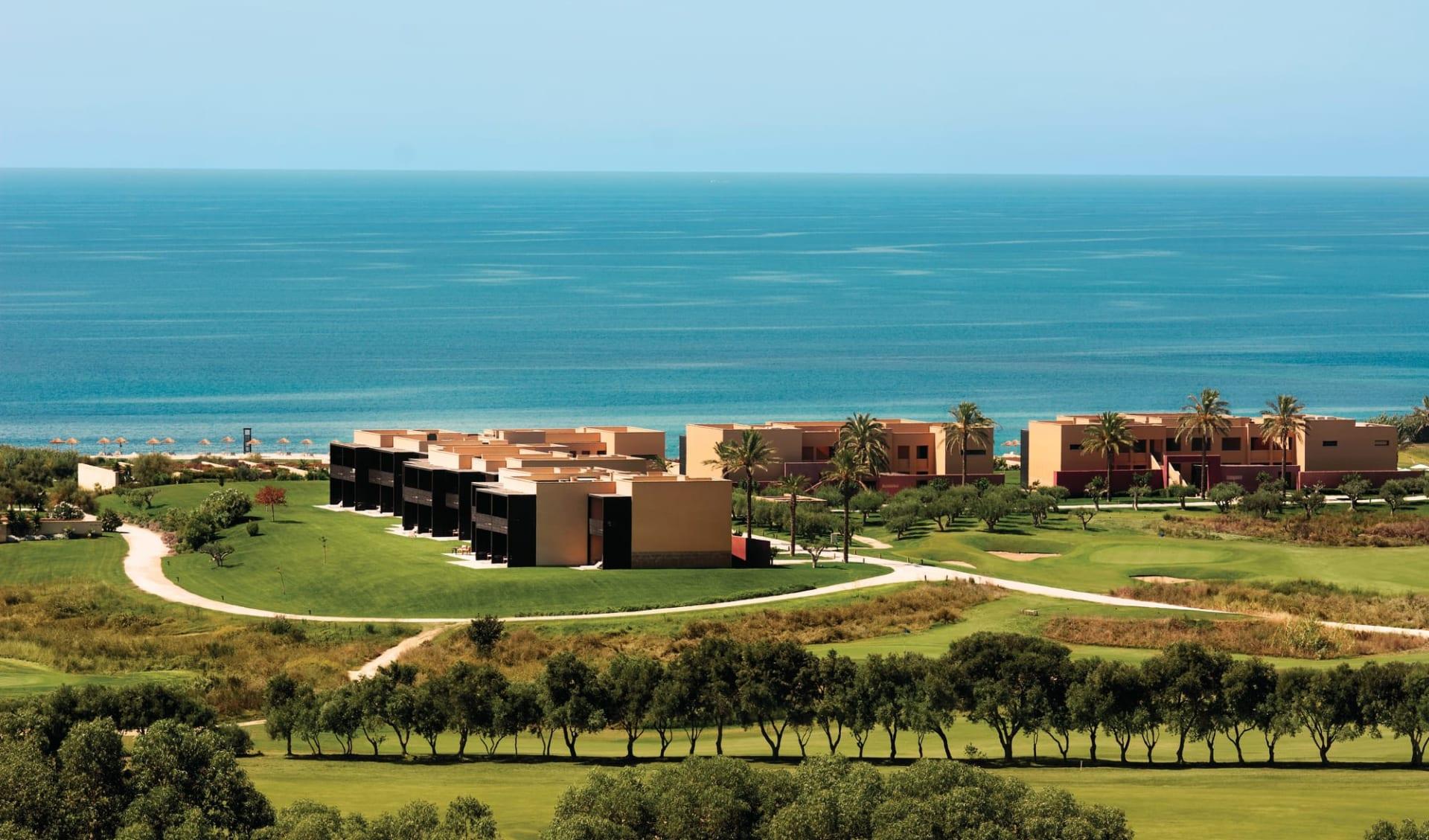 Verdura Resort in Sciacca: Verdura Resort - Übersicht gesamte Anlage