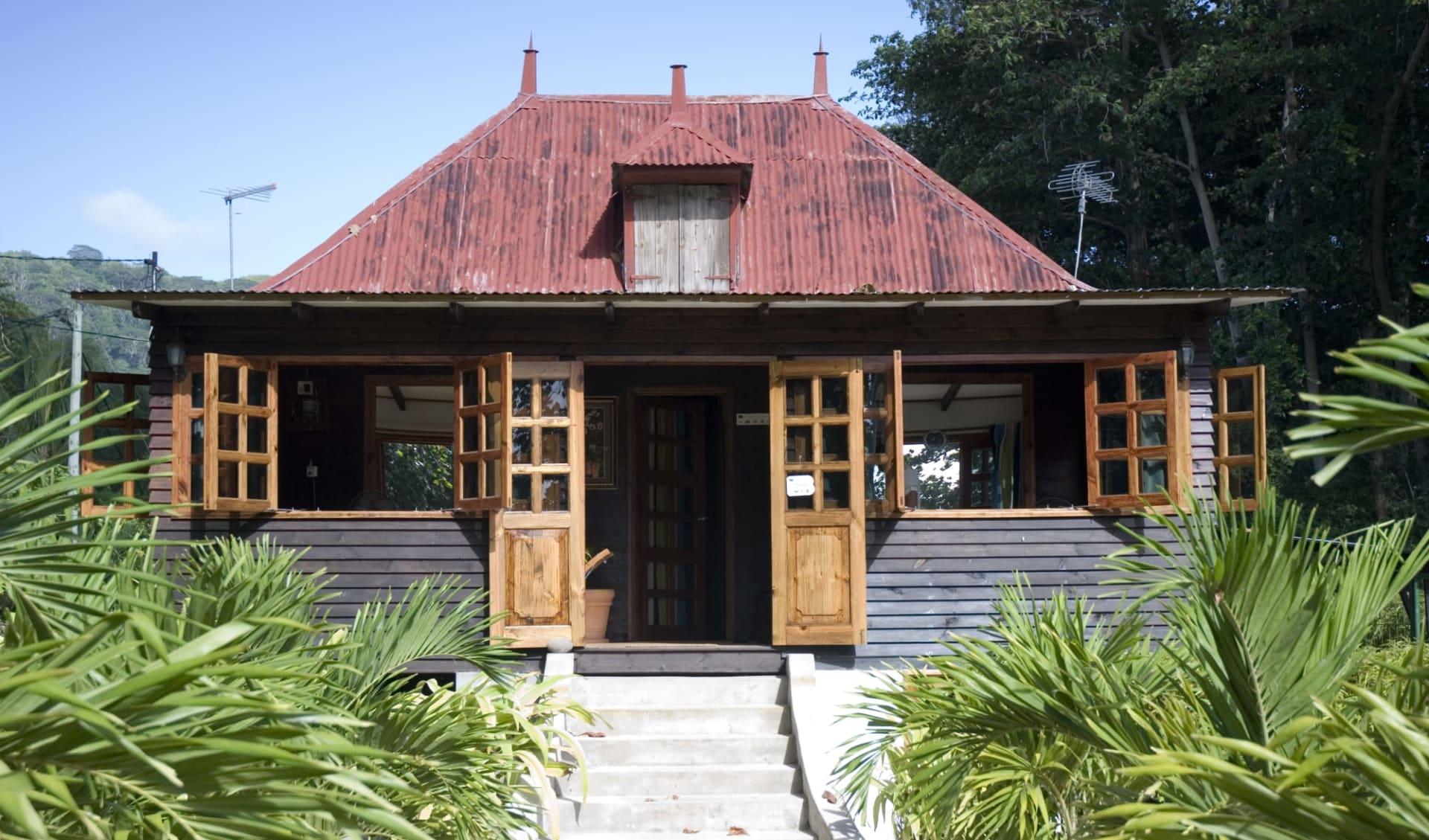 Villa Creole in La Digue:  Villa Creole