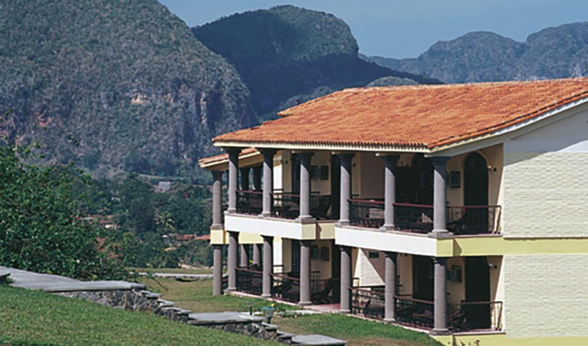La Ermita in Vinales:  Vinales_La Ermita_Aussen