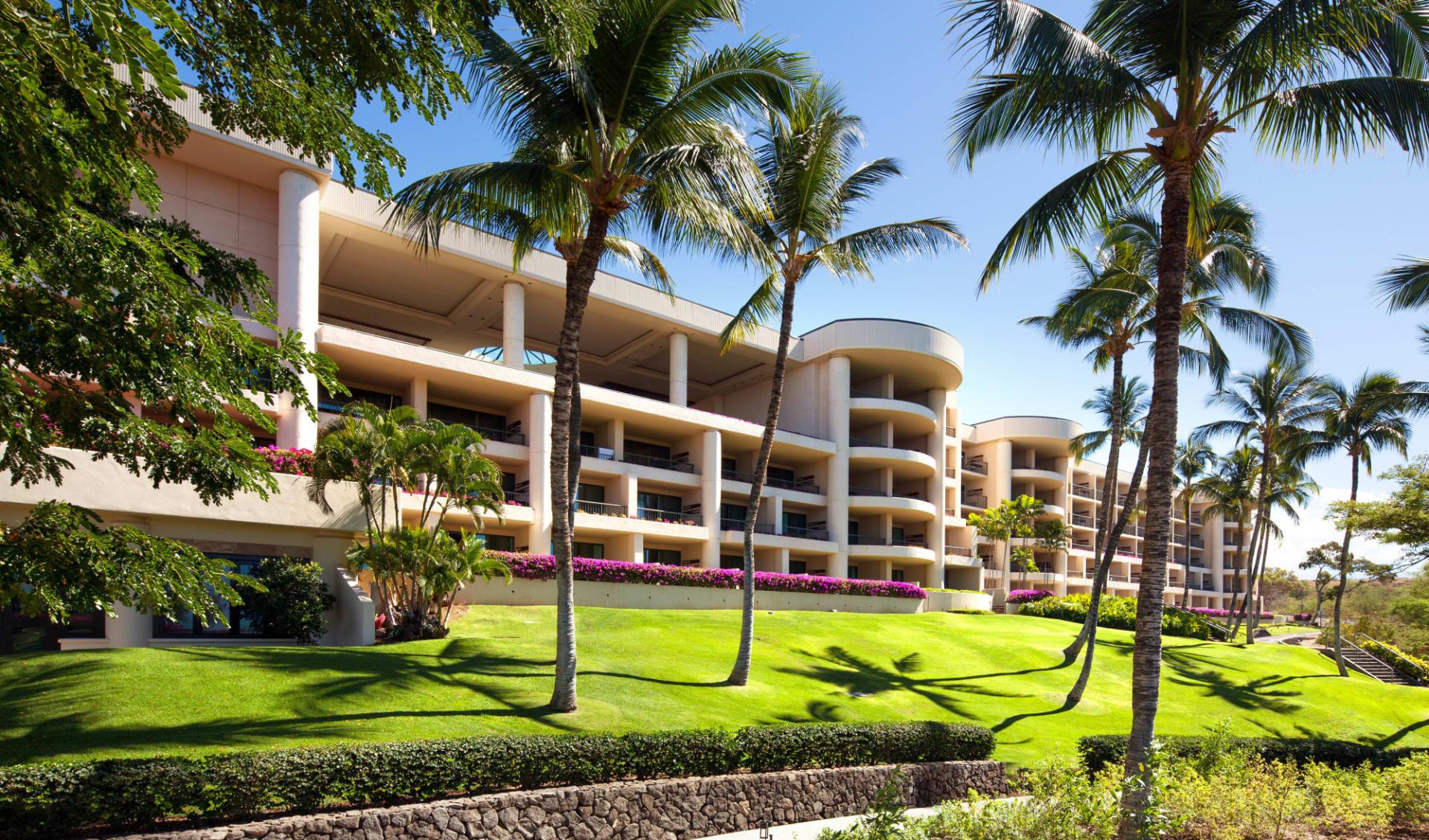 The Westin Hapuna Beach Resort in Kamuela: Exterior_Westin Hapuna Beach_Aussenansicht_Hotelchain