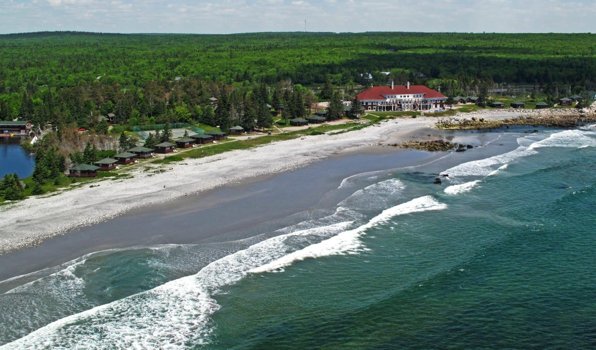 White Point Beach Resort:  WhitePointAreal