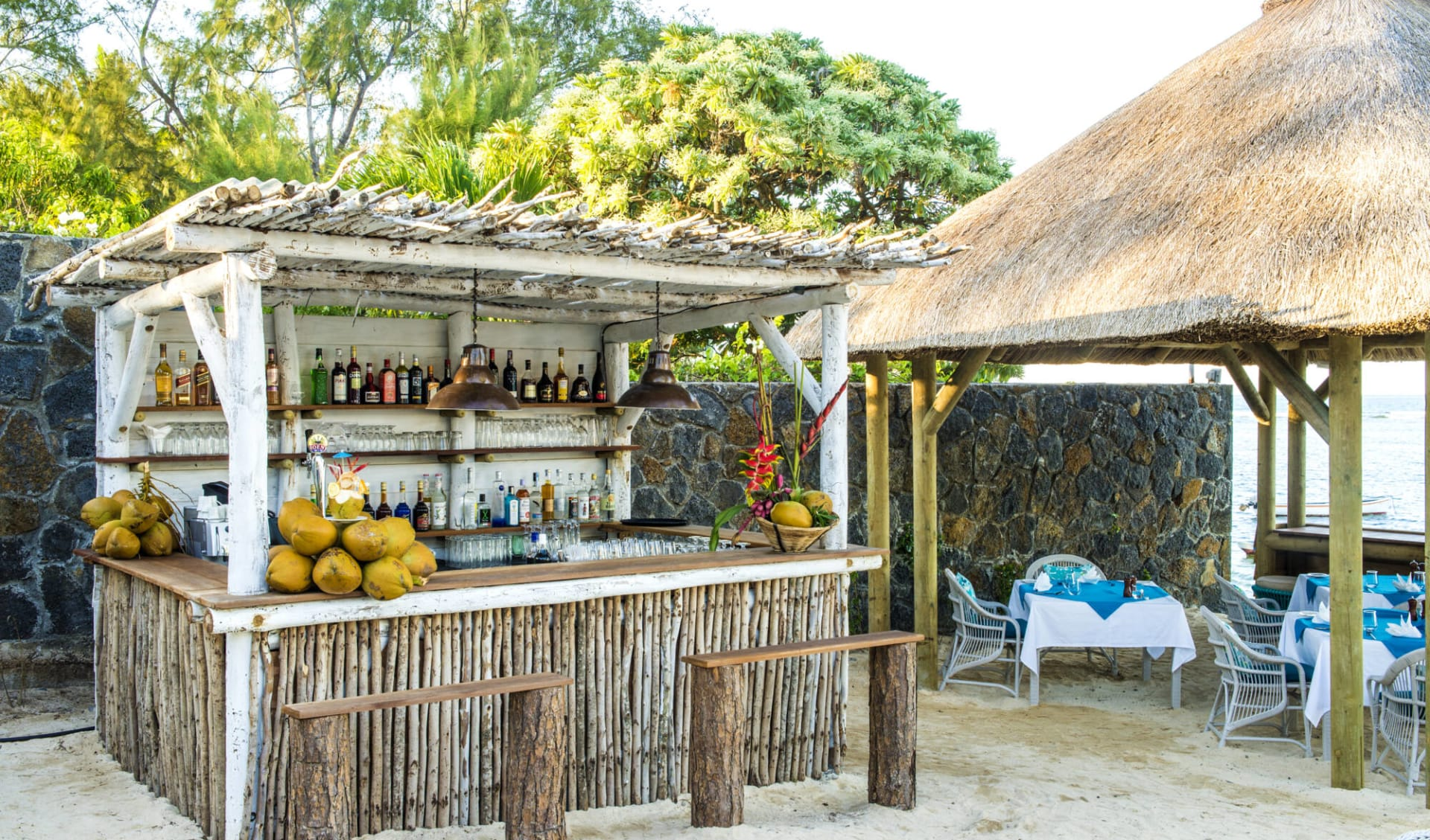 Seapoint Boutique Hotel in Pointe aux Canonniers: