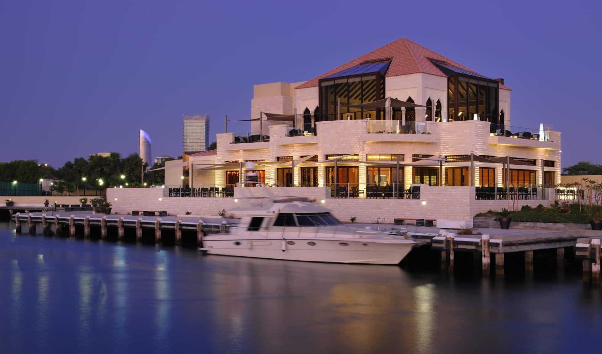 Intercontinental Abu Dhabi:
