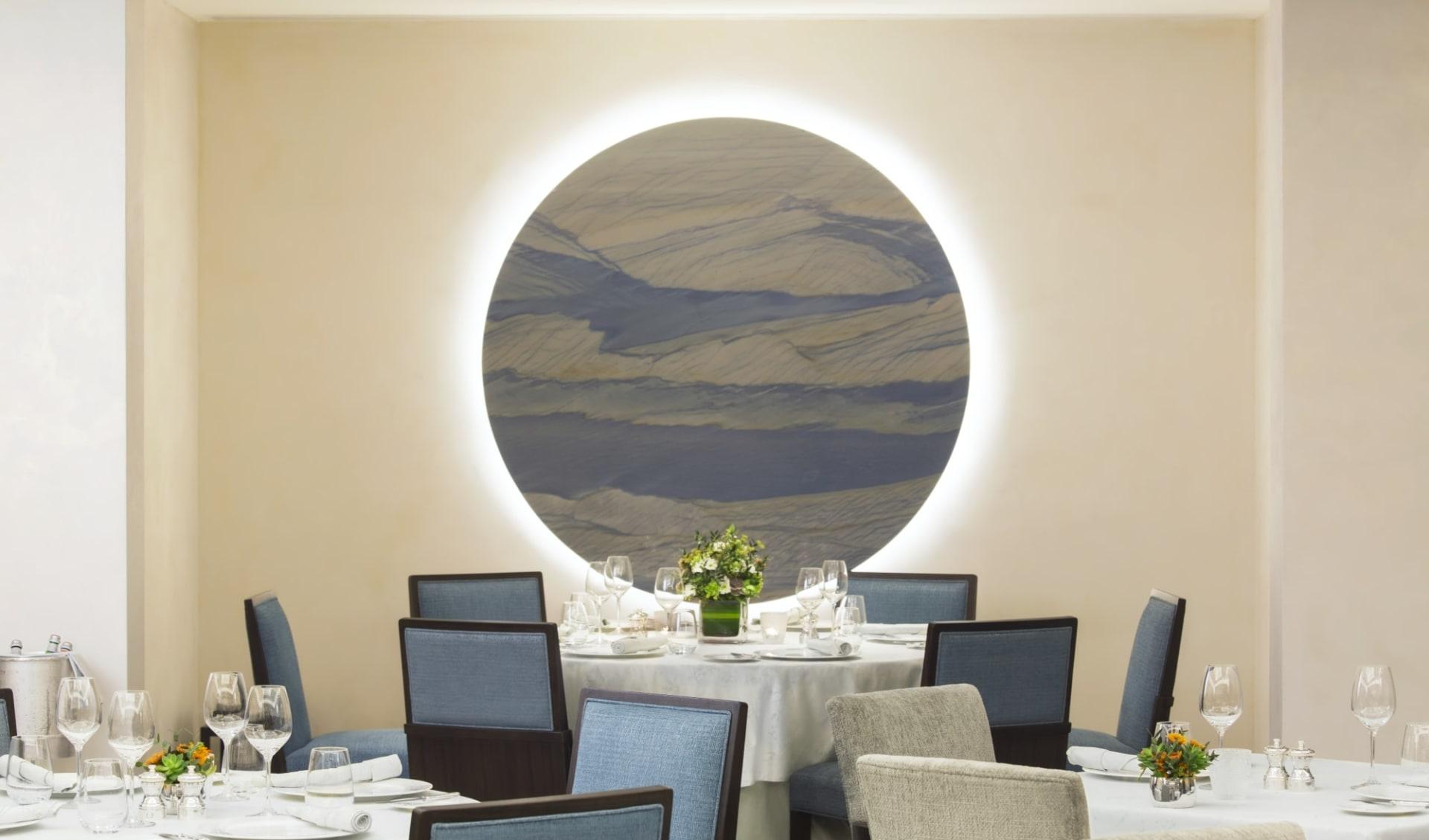 The Peninsula in Peking: Jing restaurant main dining room