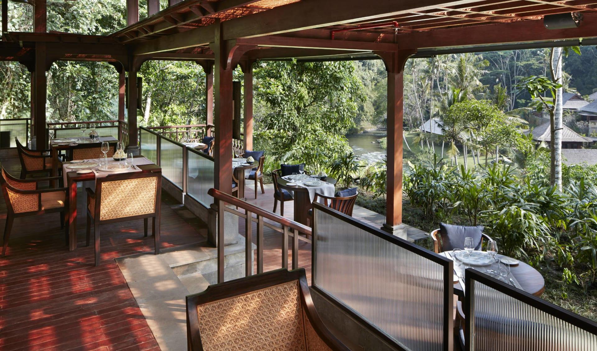 Mandapa, A Ritz-Carlton Reserve in Ubud: Sawah Terrace