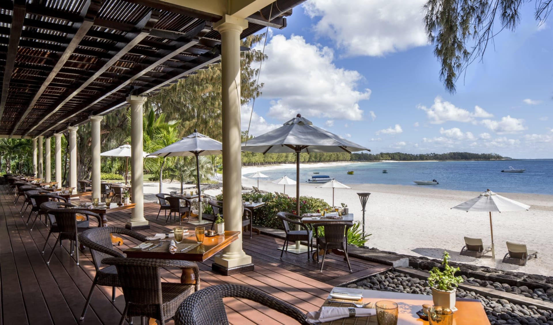 The Residence Mauritius in Belle Mare: The Plantation