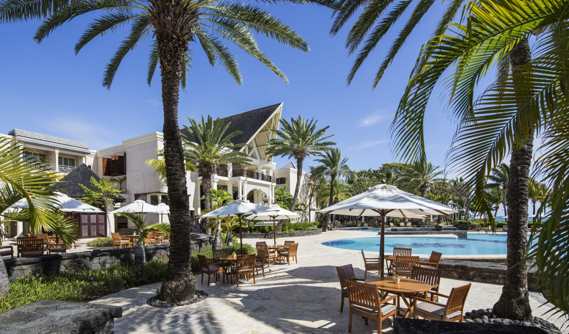 The Residence Mauritius in Belle Mare: