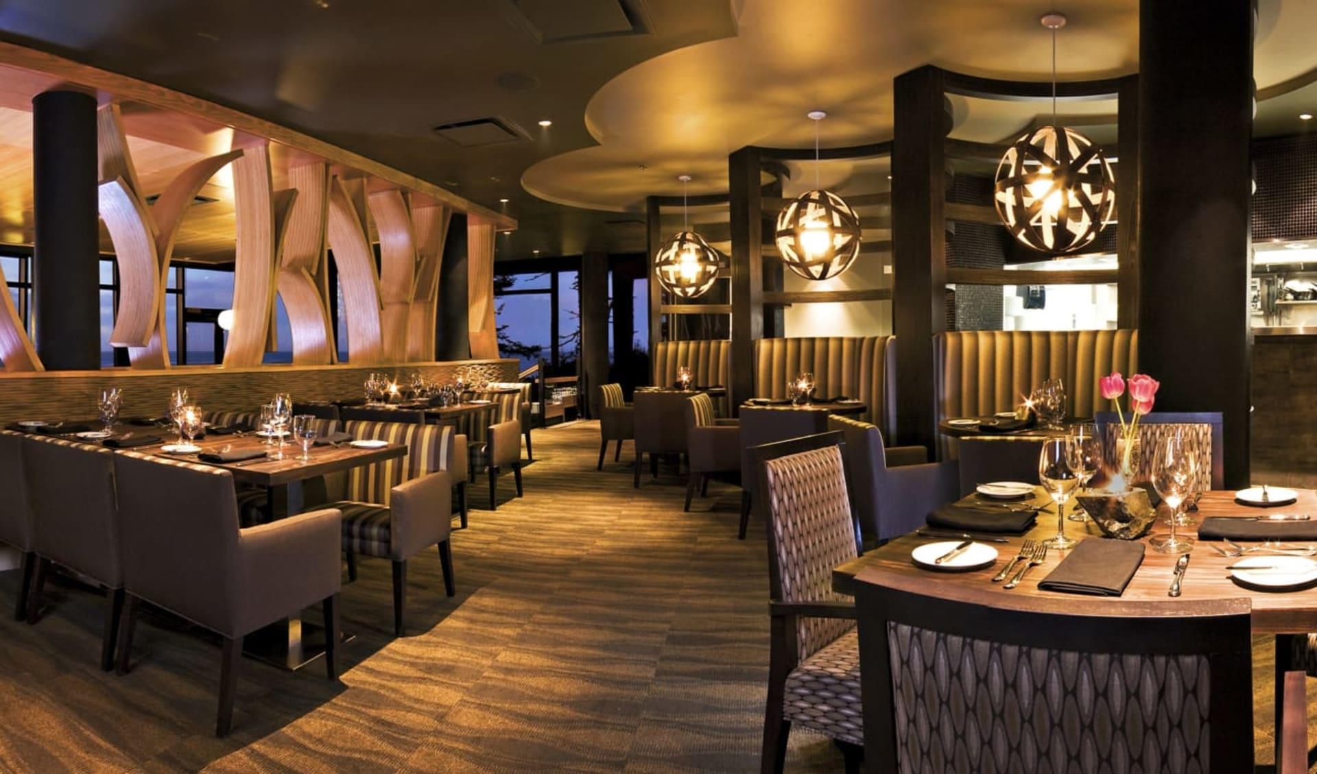 Black Rock Oceanfront Resort in Ucluelet:  Black Rock Oceanfront Resort_FetchRestaurant