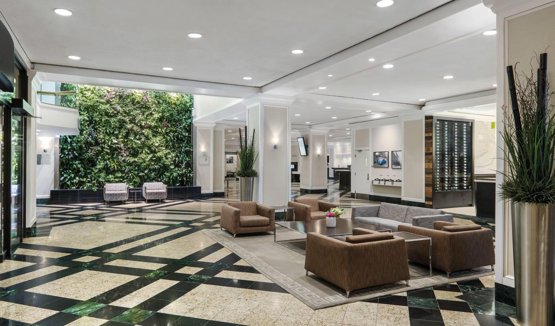 Chelsea Hotel in Toronto:  Chelsea Hotel_BayStreetLobby