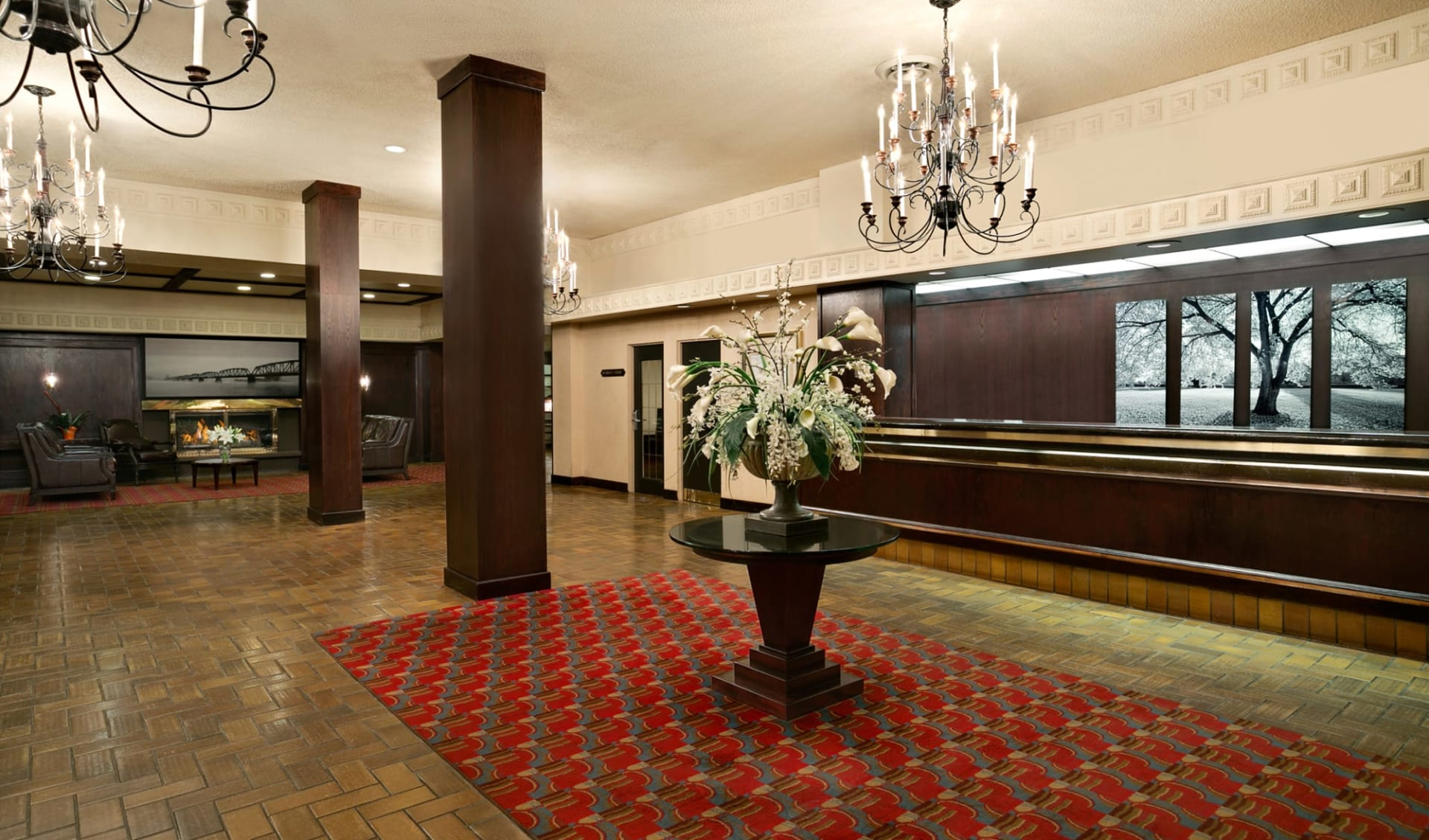 Coast Prince George Hotel by APA:  Coast Inn of the North_Lobby