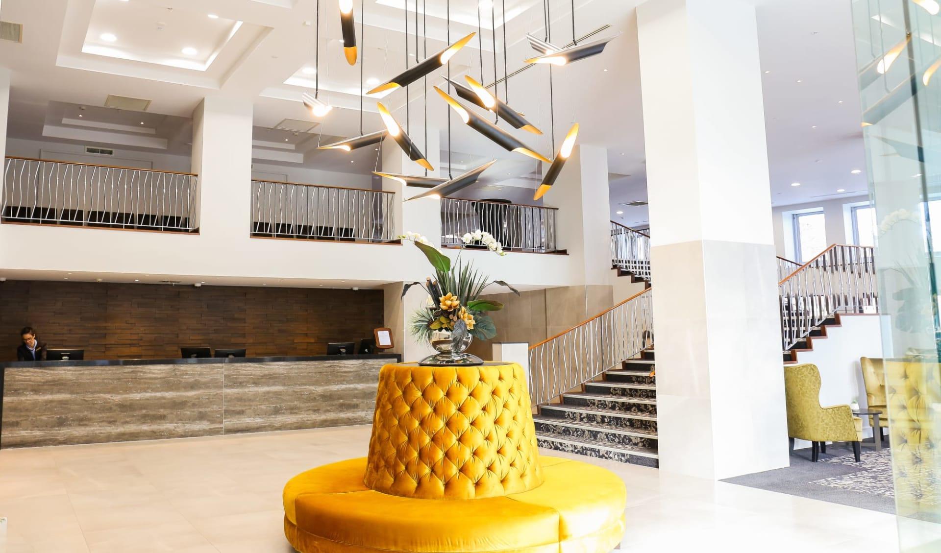 Distinction Christchurch Hotel: facilities Distinction Christchurch - Lobby cDistinction