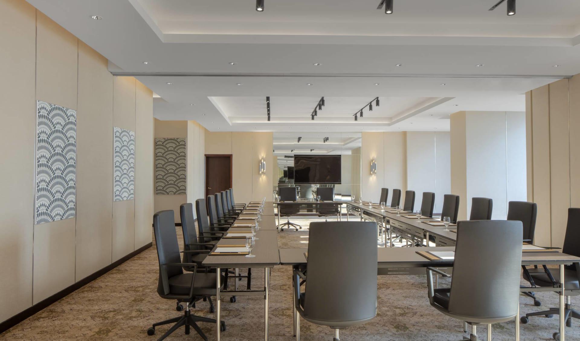 Dusit Doha Hotel:  Emerald Meeting Room