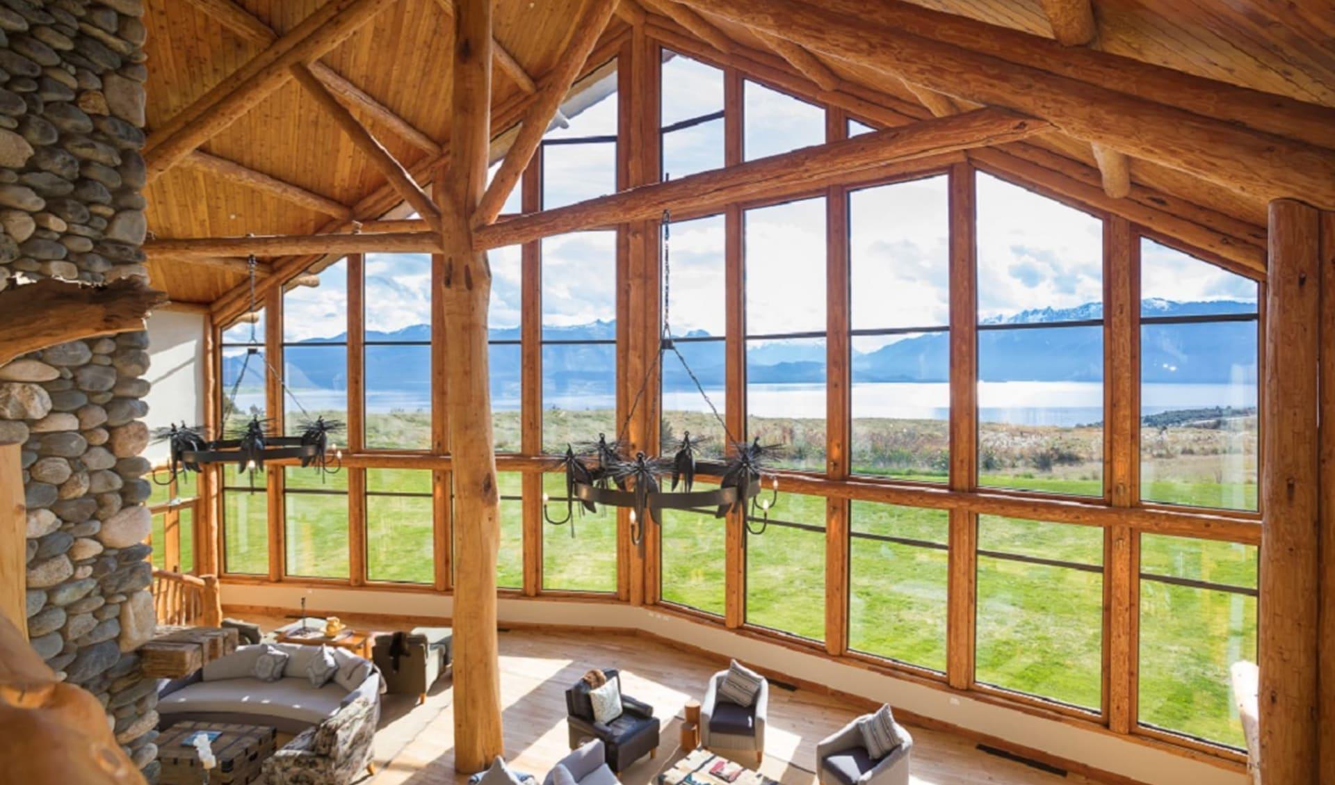 Fiordland Lodge in Te Anau:  Fiordland Great Room