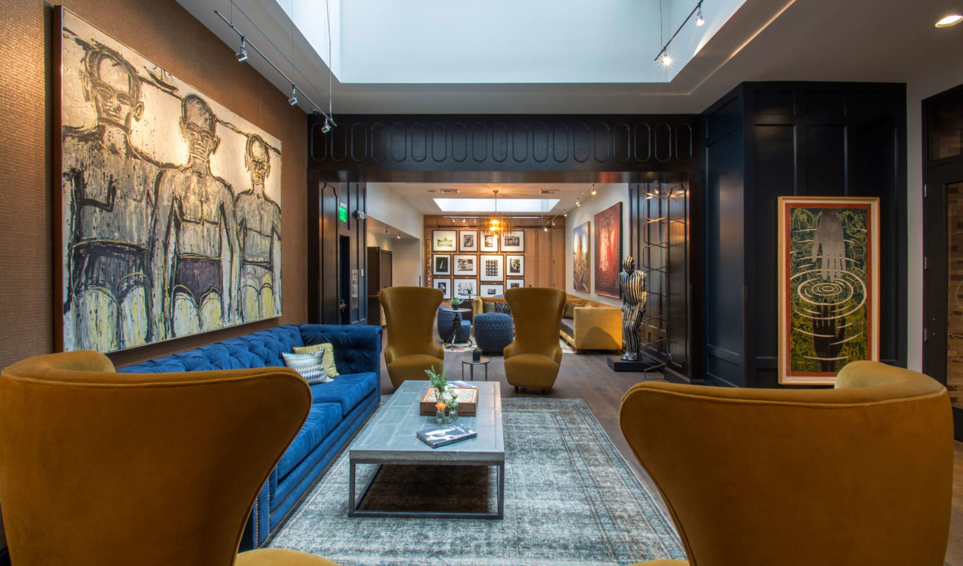 Hotel Lucia in Portland: Facilities_Hotel Lucia_Lobby_Tourmappers