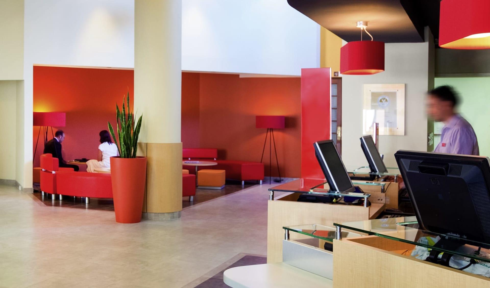 Hotel Ibis Perth:  Ibis Perth - Reception