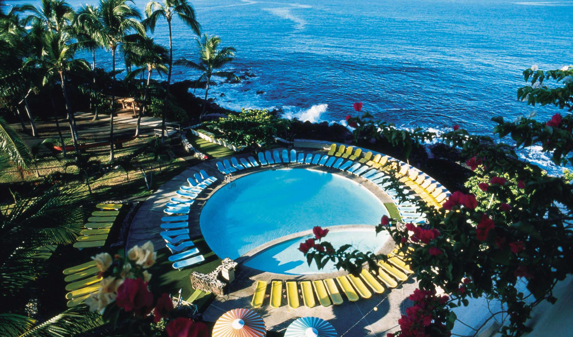 Royal Kona Resort in Kailua-Kona:  KOARKR_Pool
