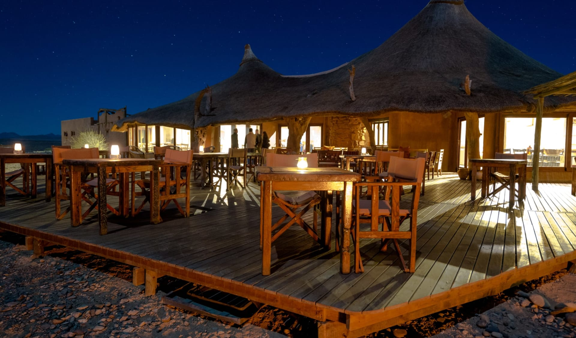 Traumhafte Wüsten-Safari ab Windhoek Stadt: Kulala Desert Lodge