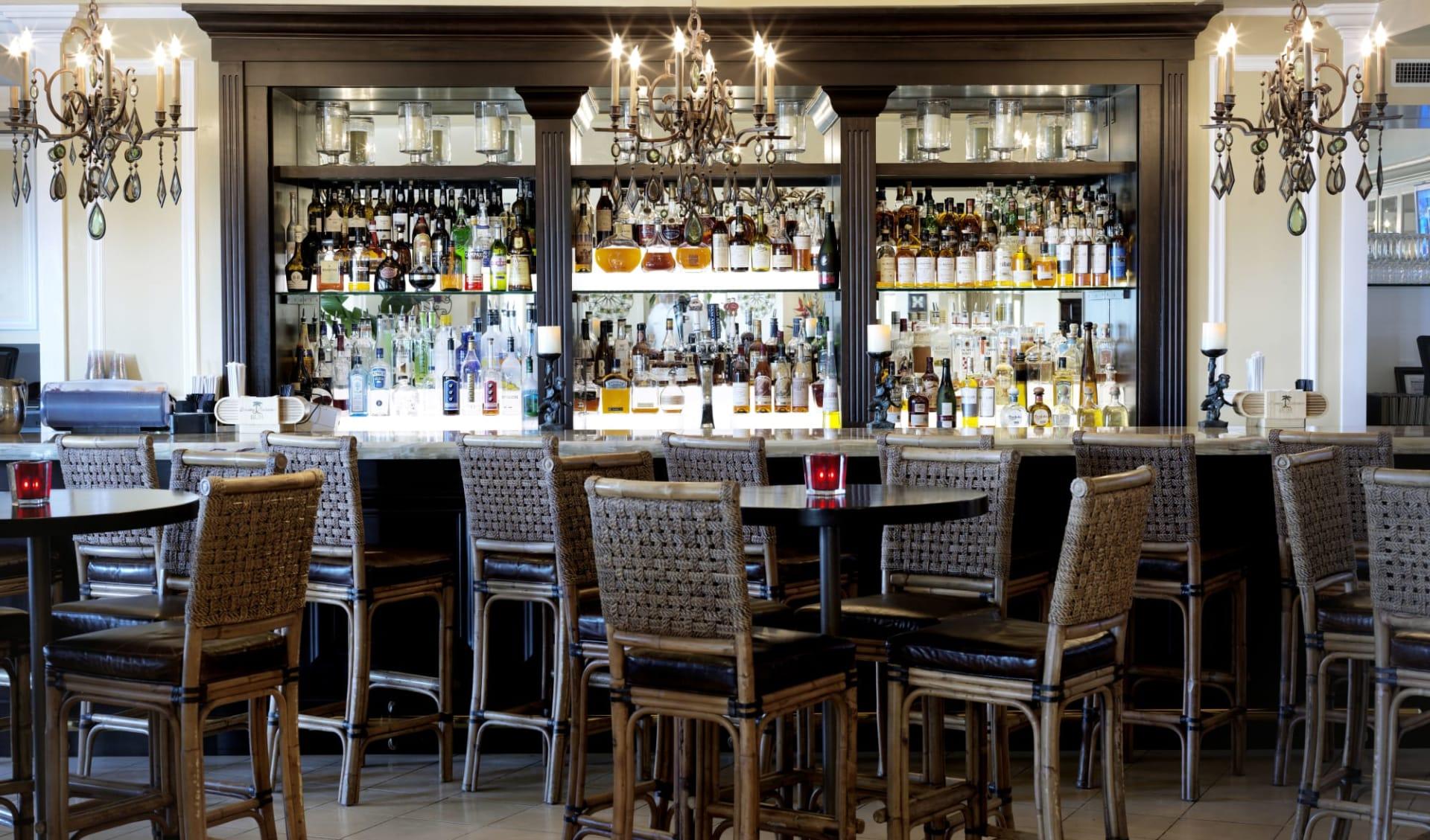 La Playa Beach Resort in Naples:  LaPlaya Beach & Golf Resort - Bar