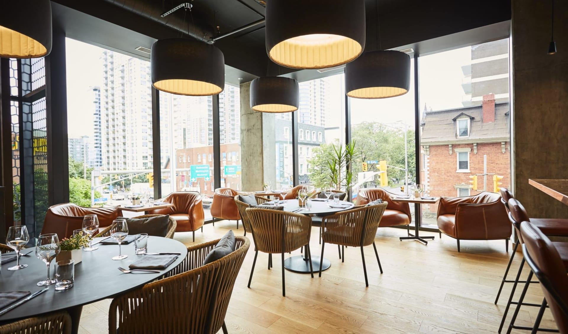 Le Germain Hotel Ottawa: Facilities_Le Germain Ottawa_Restaurant_Jonview