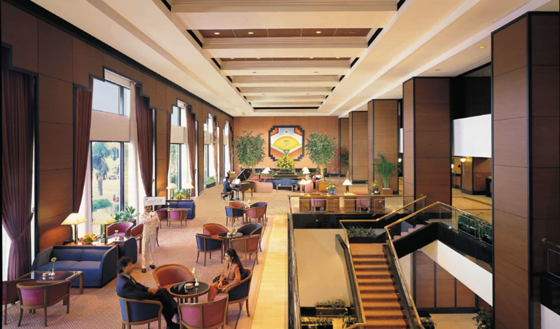Trident Nariman Point in Mumbai: Lobby