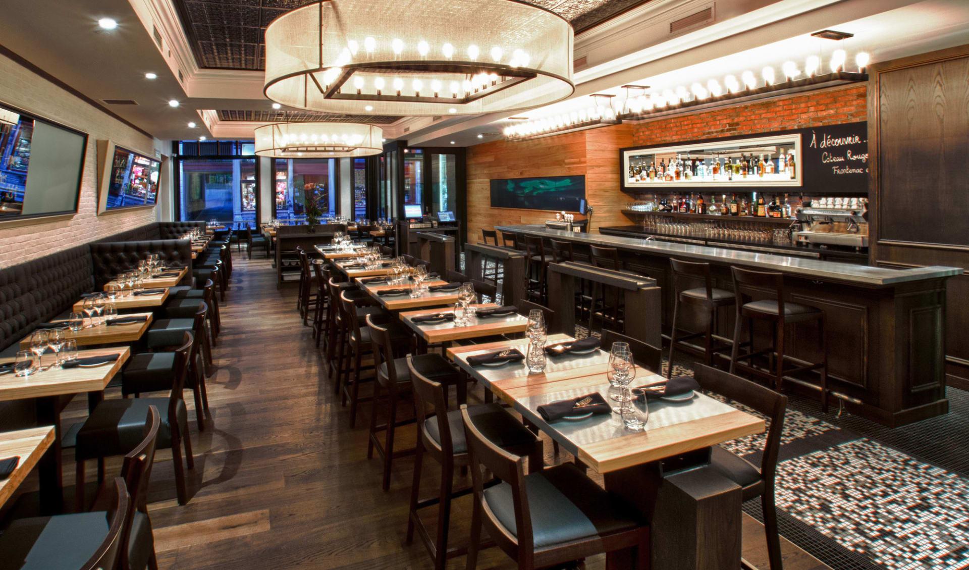 Hotel Manoir Victoria in Québec City: facilities_Manoir Victoria_RestaurantChezBoulay