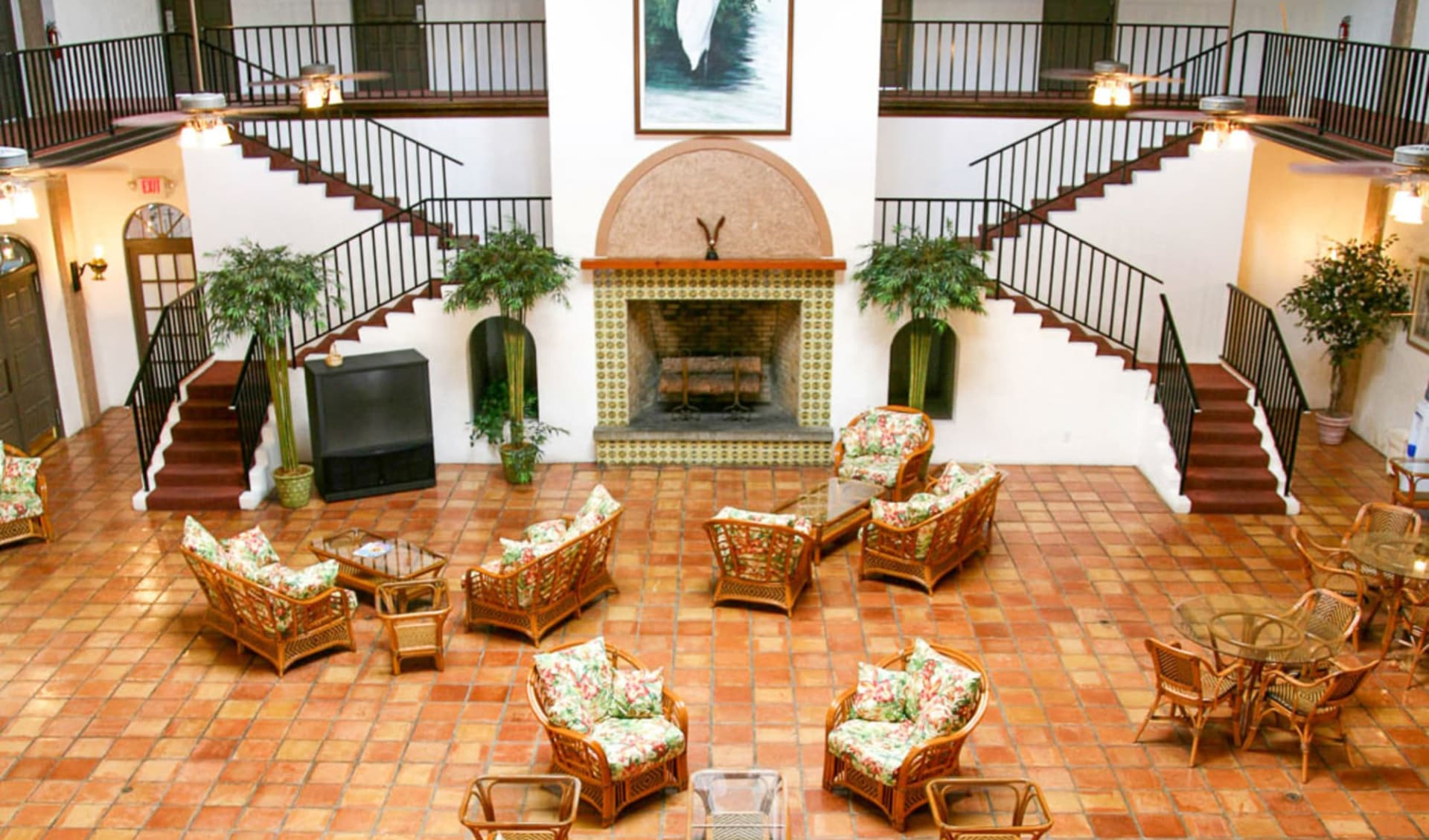 Port of The Islands Resort in Everglades:  Port of the Islandes - Lobby