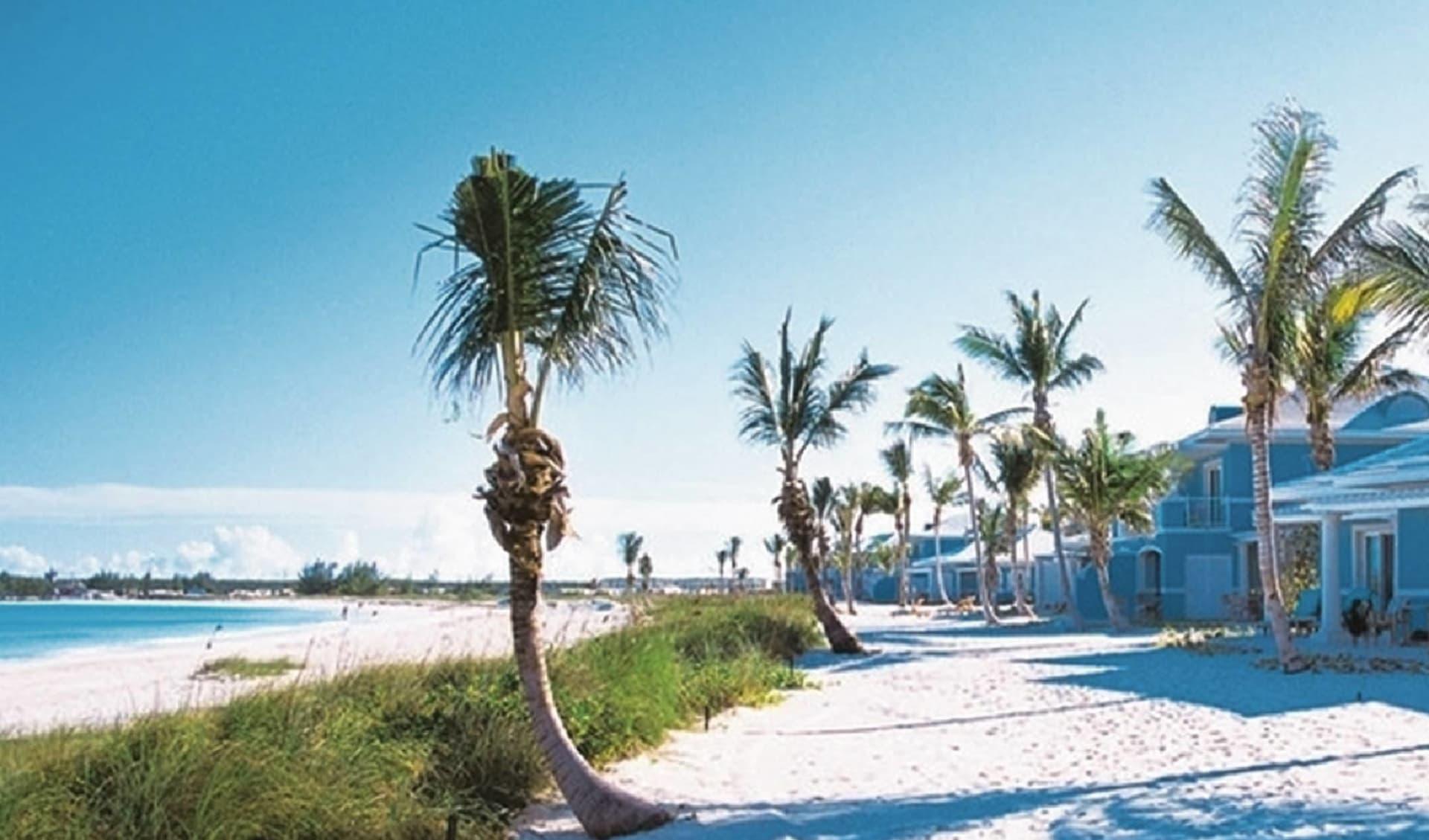 Sandals Emerald Bay: facilities sandals emerald bay strand palmen