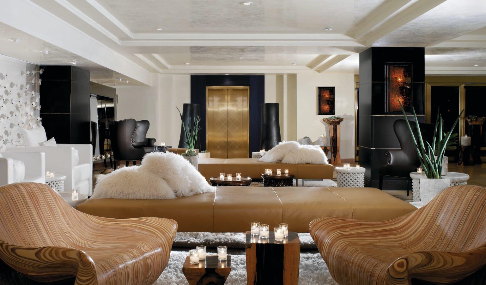 The Huntley Santa Monica Beach Hotel:  The Huntley - Lobby