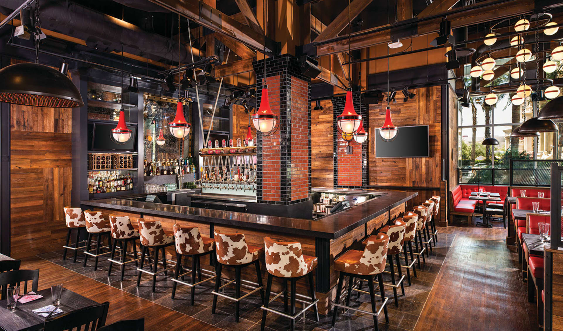 The Linq Hotel & Casino in Las Vegas:  The Linq - Bar