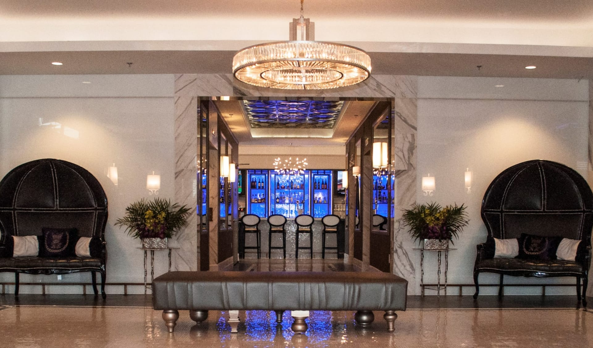The Prince George Hotel in Halifax:  The Prince George Hotel_Lobby