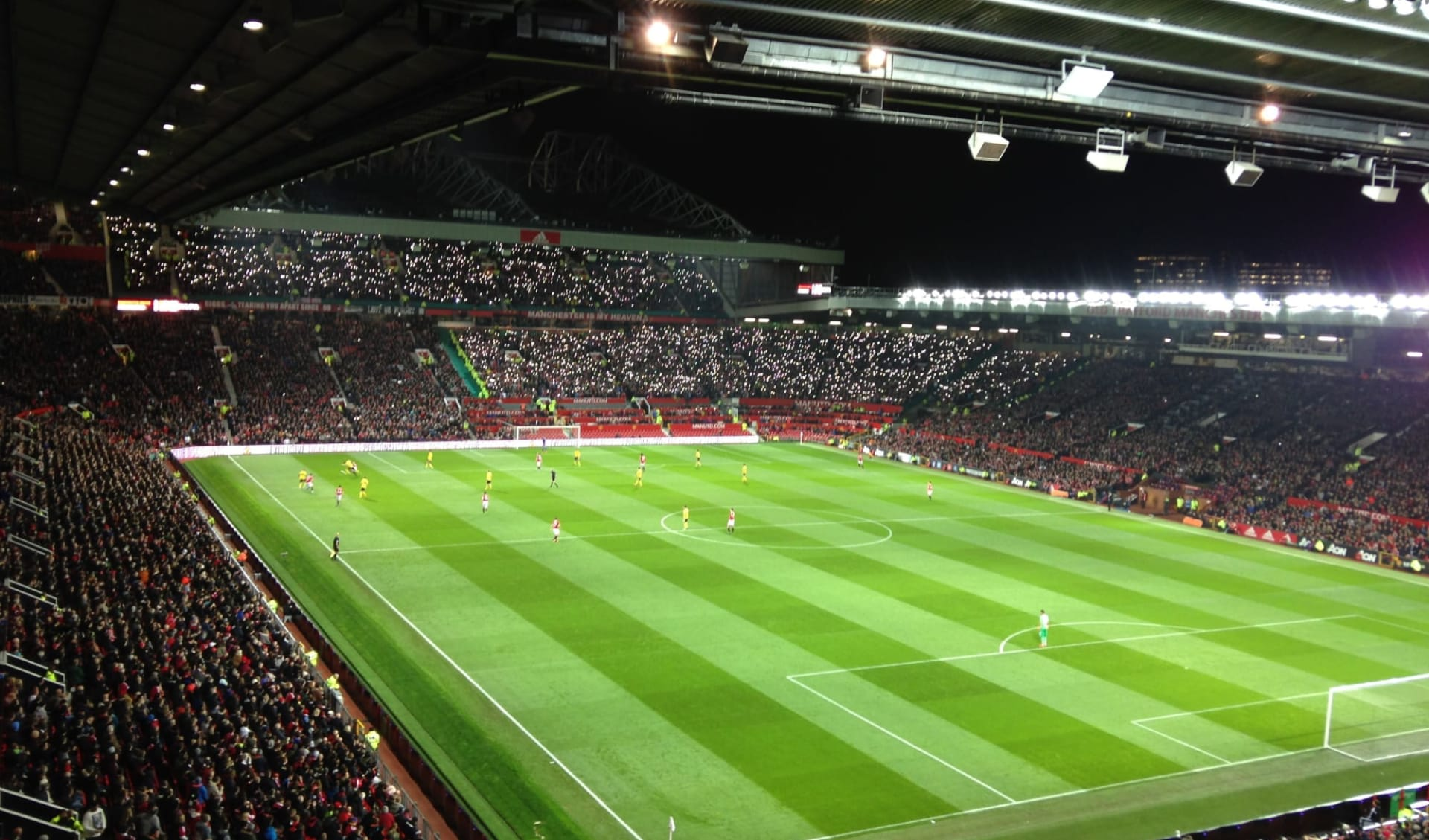 Manchester United: football-old trafford