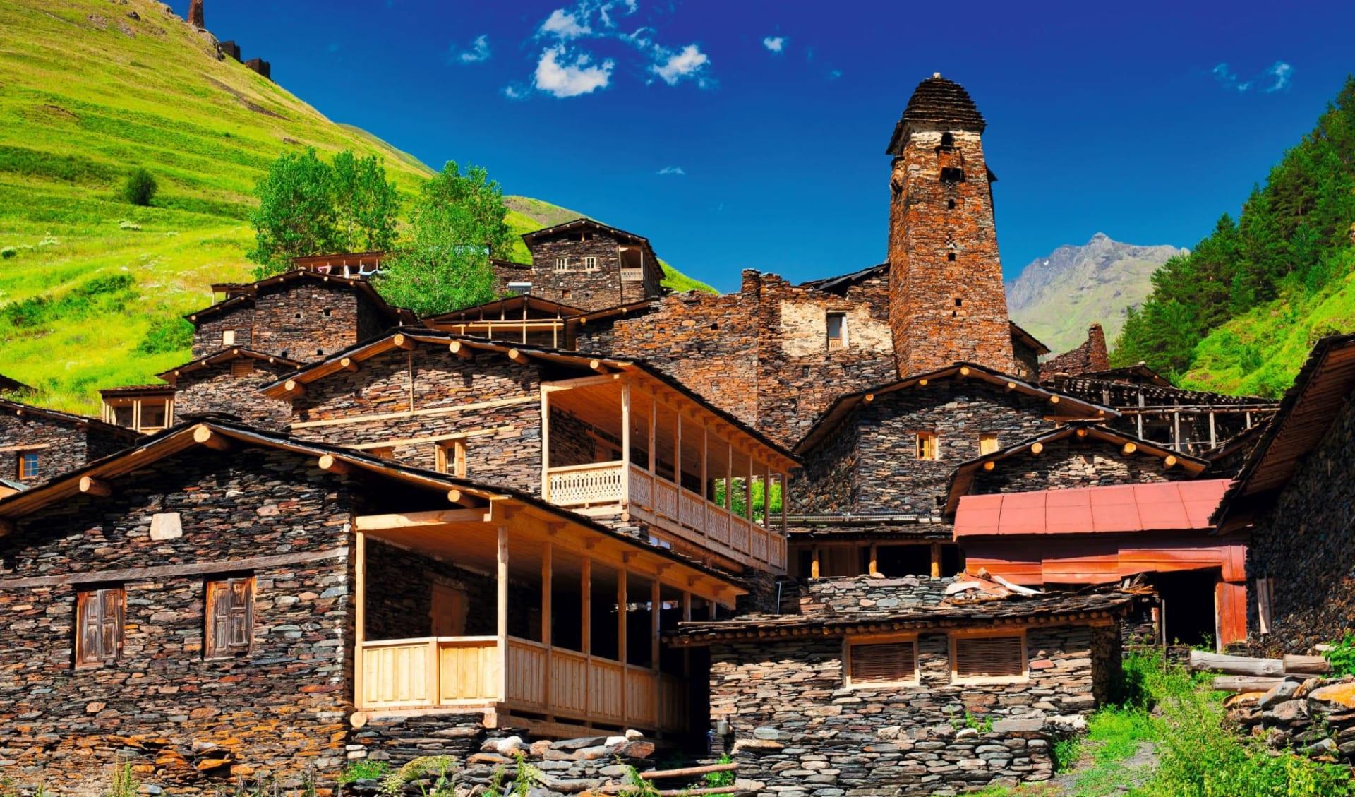 Abenteuer Tuschetien ab Tiflis: GE_Dartlo_shutterstock_1510623872_vitalez