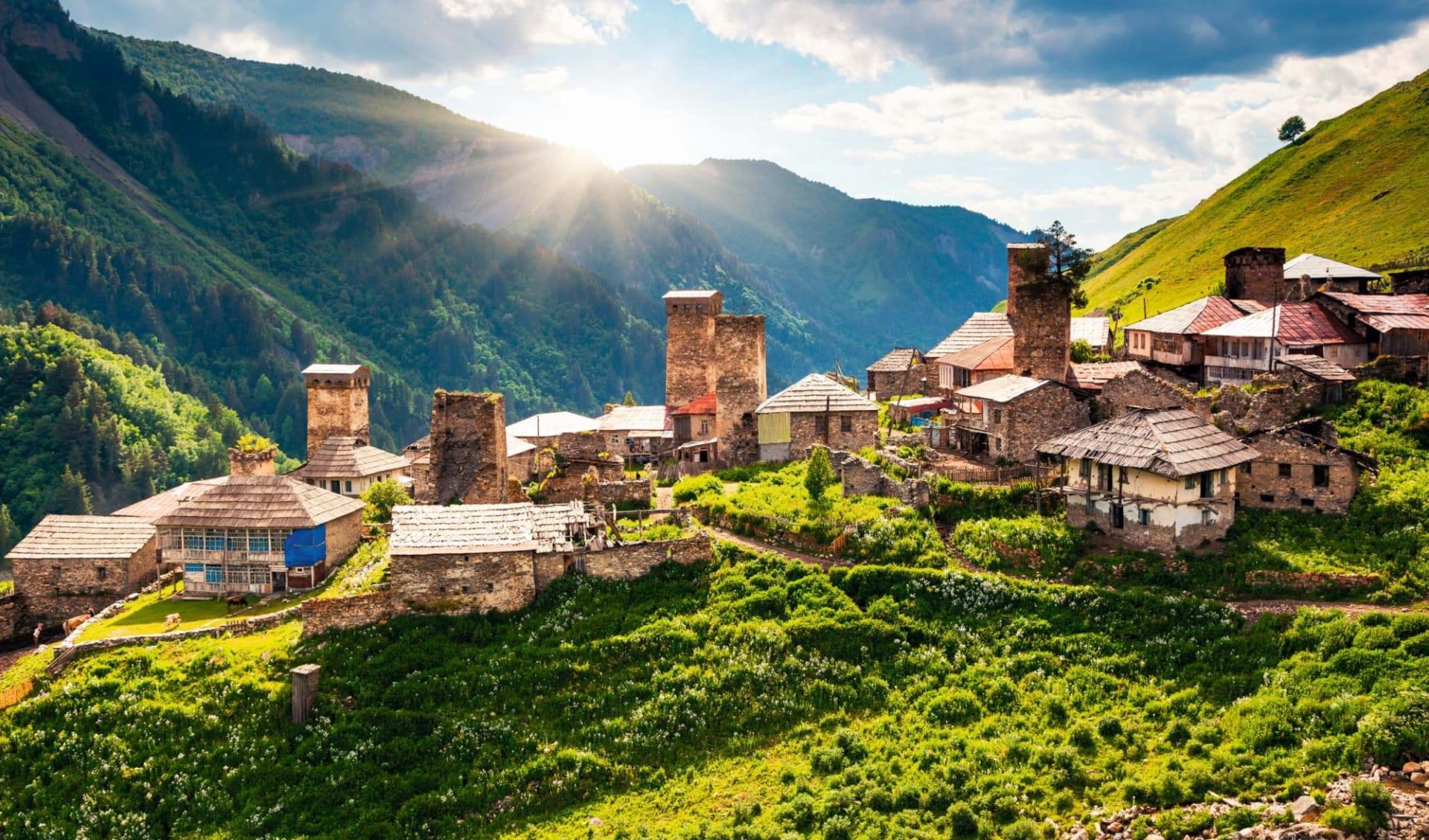 Wandererlebnis Swanetien ab Tiflis: Georgien_Svanetien_Kaukasus_