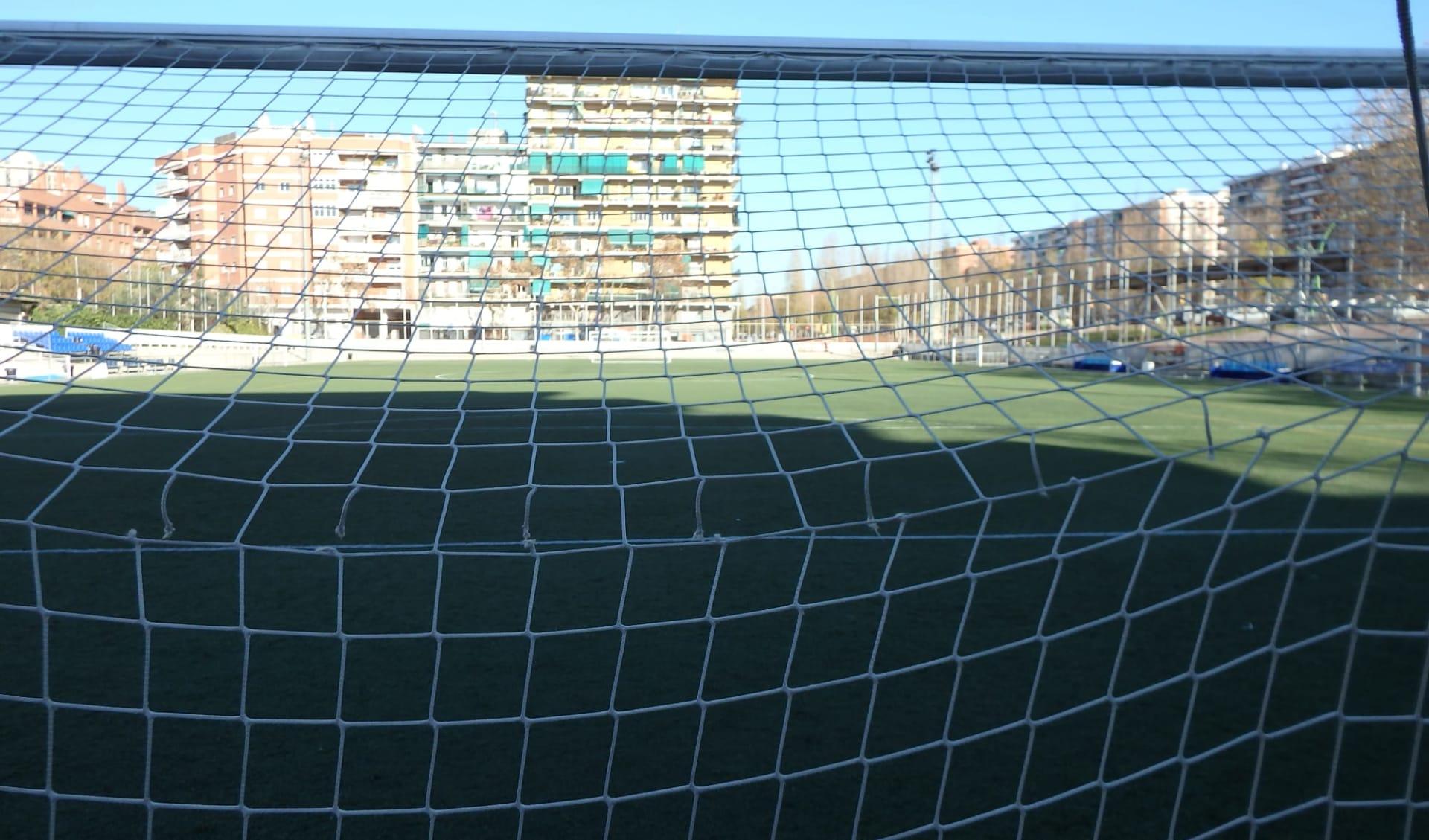 Barcelona - Hotel Front Maritim: goal