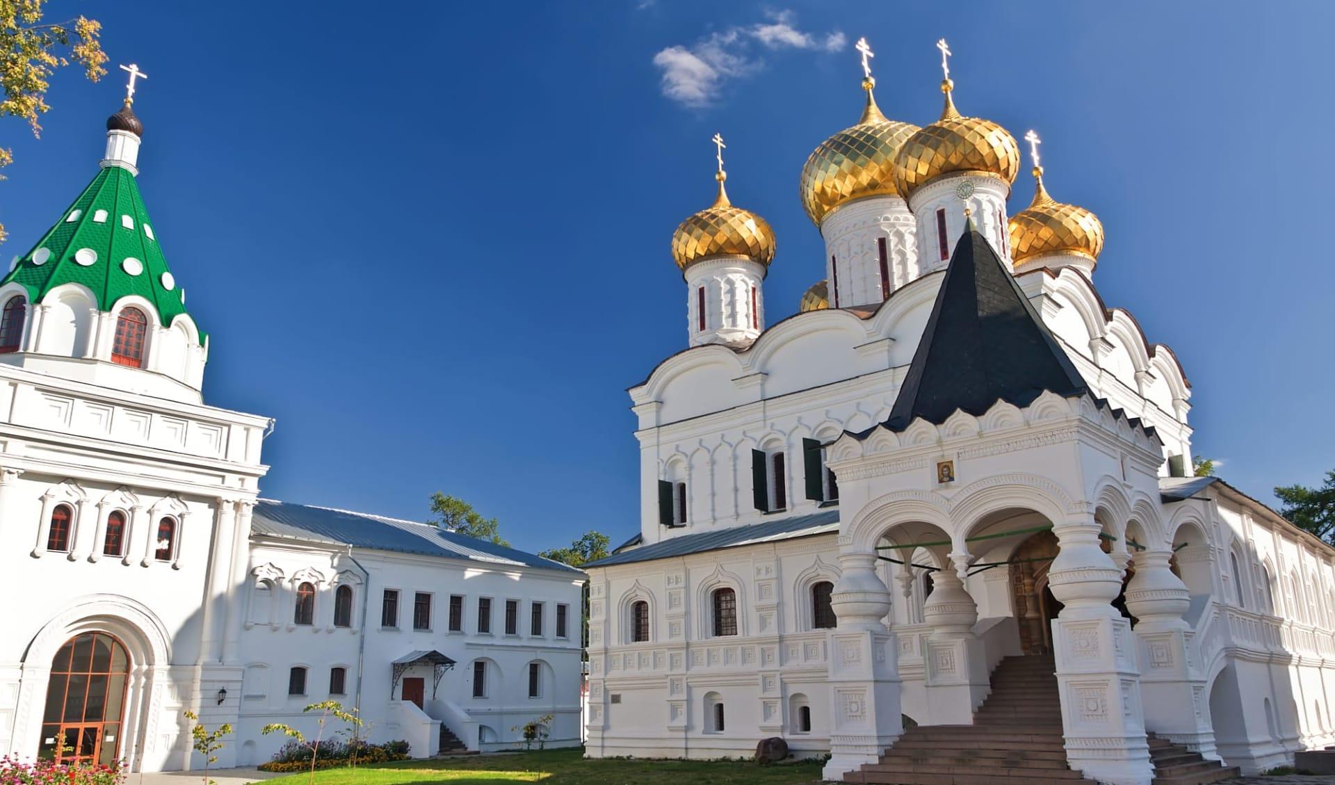 Goldener Ring - das alte Russland ab Moskau: Goldener Ring_Kostroma