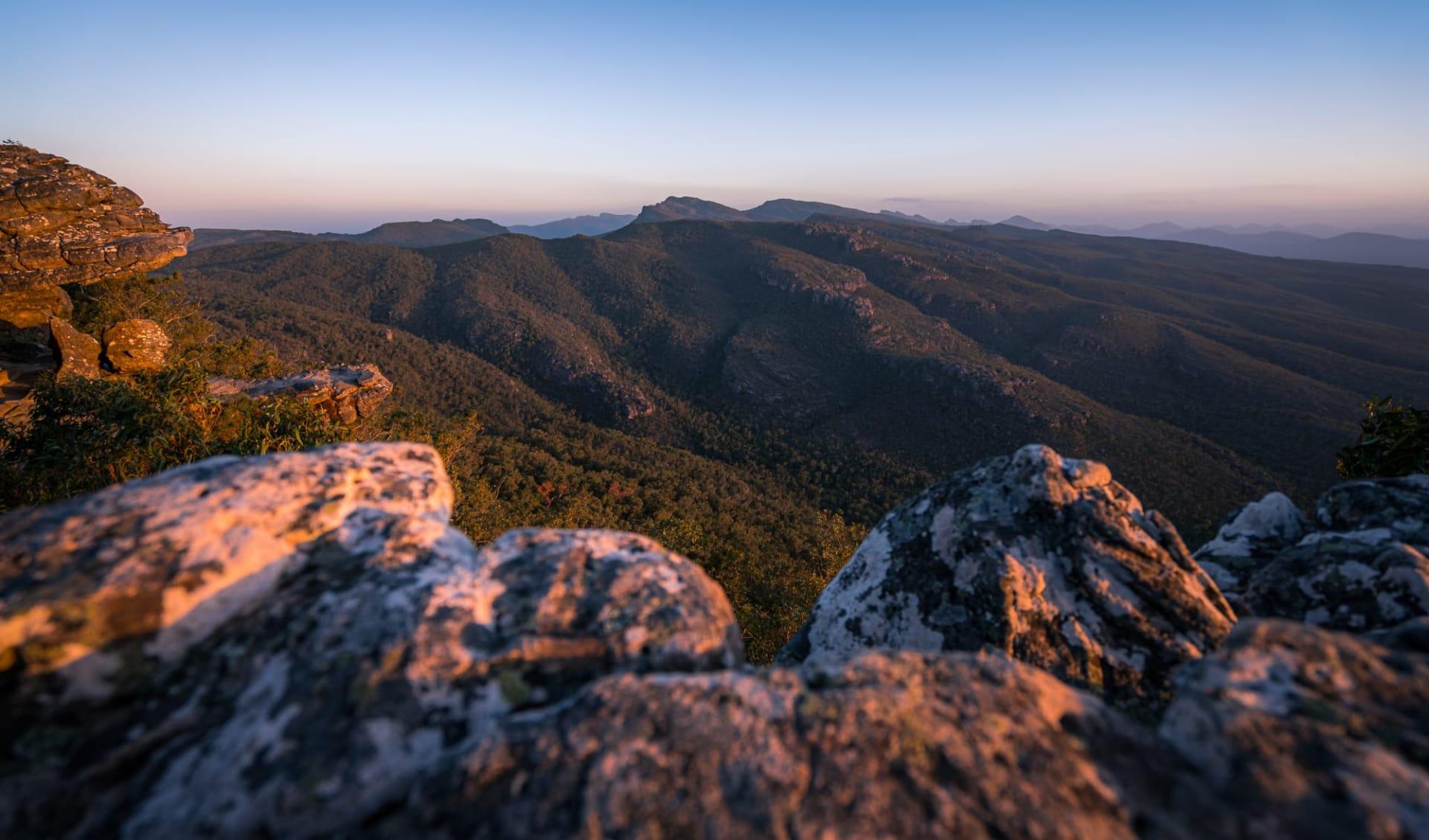 Melbourne to Darwin: Grampians National Park