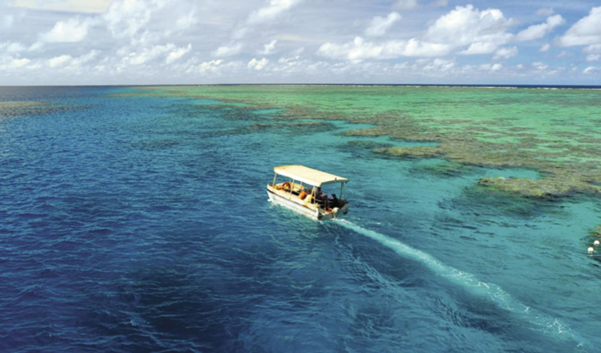 Coral Expeditions / südliches Barrier Reef ab Cairns: Great Barrier Reef - Expeditions