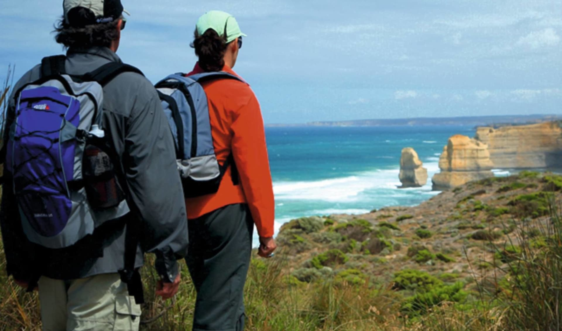 Twelve Apostles Lodge Walk ab Melbourne: Great Ocean Road - Wanderung zu den 12 Apostles