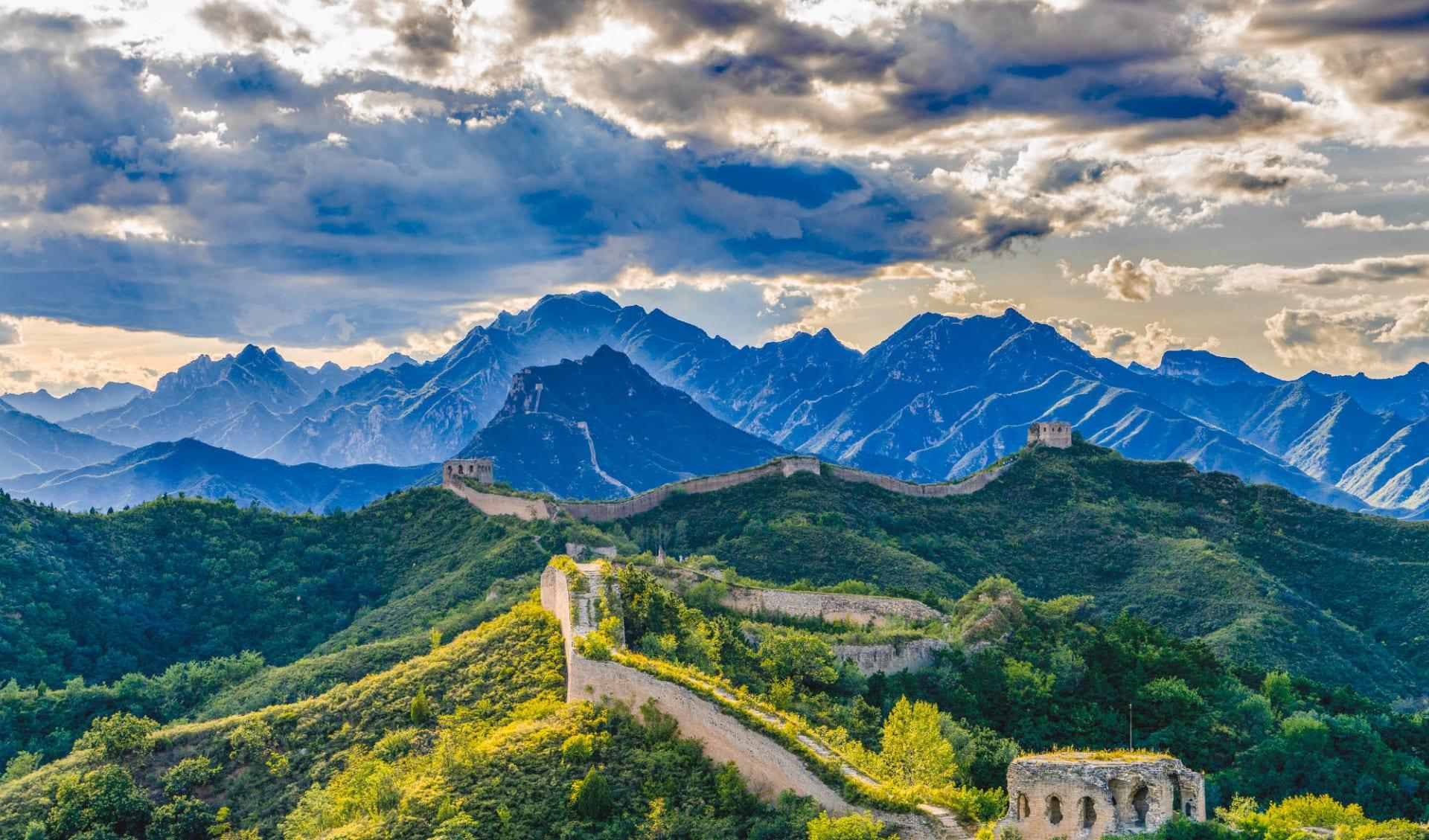 Höhepunkte Chinas ab Peking: Great Wall Jinshanling to Gubeikou
